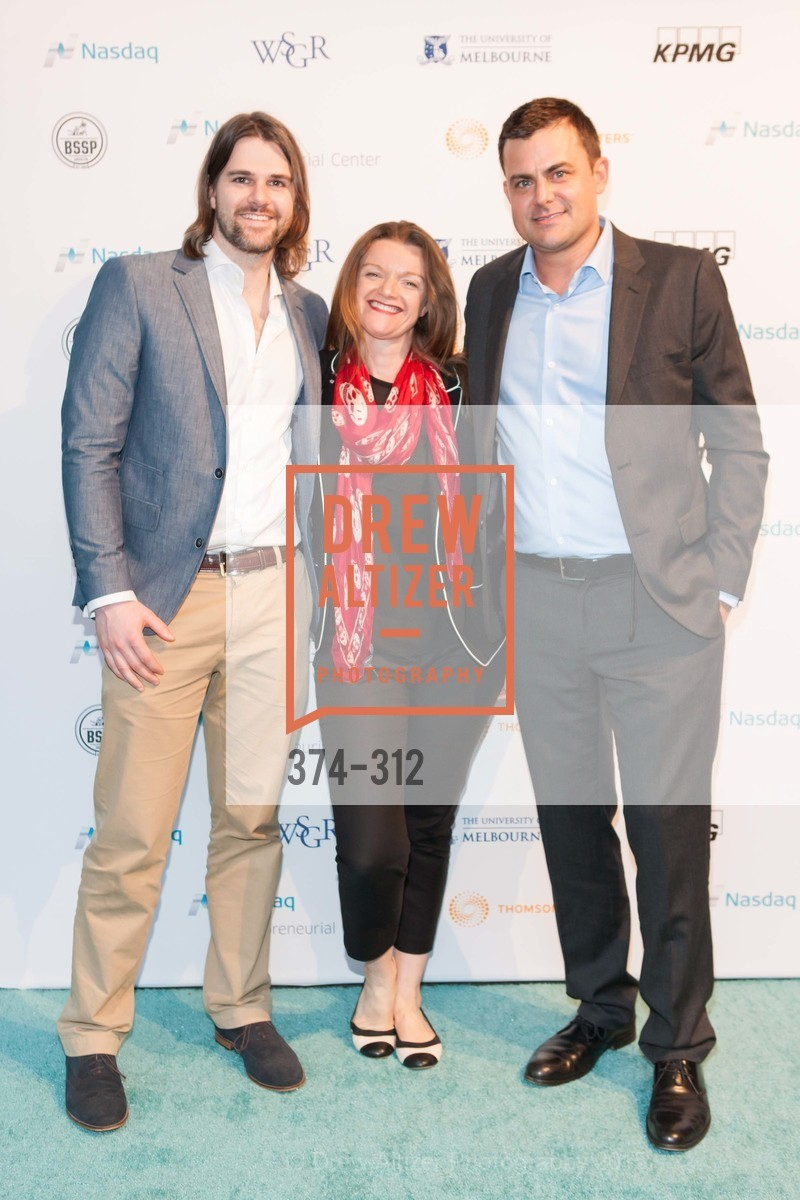 Rohan Workman, Songe Gibson, Nathan Westrup, Nasdaq 25th Anniversary, Foundry III. 505 Howard Street, September 24th, 2015,Drew Altizer, Drew Altizer Photography, full-service agency, private events, San Francisco photographer, photographer california
