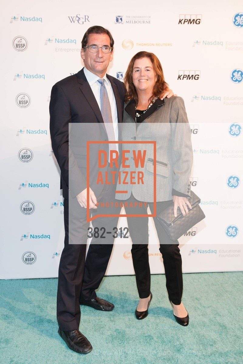 Robert Greifeld, Julia Greifeld, Nasdaq 25th Anniversary, Foundry III. 505 Howard Street, September 24th, 2015,Drew Altizer, Drew Altizer Photography, full-service agency, private events, San Francisco photographer, photographer california