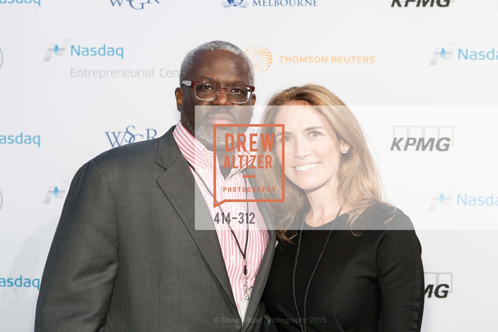 James D. White, Alexis Glick, Nasdaq 25th Anniversary, Foundry III. 505 Howard Street, September 24th, 2015,Drew Altizer, Drew Altizer Photography, full-service agency, private events, San Francisco photographer, photographer california