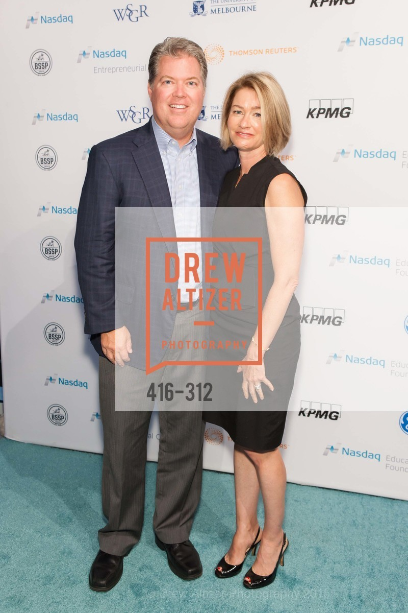 Steve Abbott, Megan Abbott, Nasdaq 25th Anniversary, Foundry III. 505 Howard Street, September 24th, 2015,Drew Altizer, Drew Altizer Photography, full-service agency, private events, San Francisco photographer, photographer california