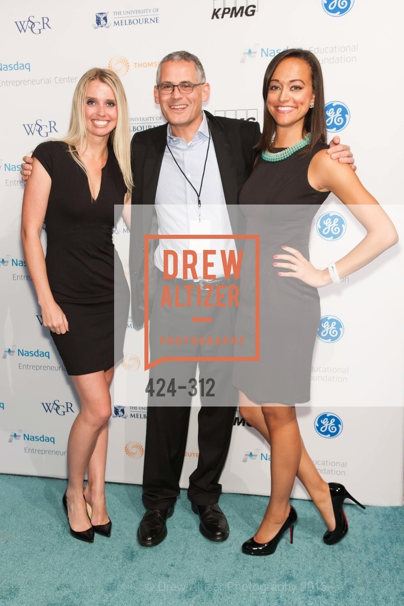 April Wean, Peter Maad, Rihanna Rowley, Nasdaq 25th Anniversary, Foundry III. 505 Howard Street, September 24th, 2015,Drew Altizer, Drew Altizer Photography, full-service agency, private events, San Francisco photographer, photographer california