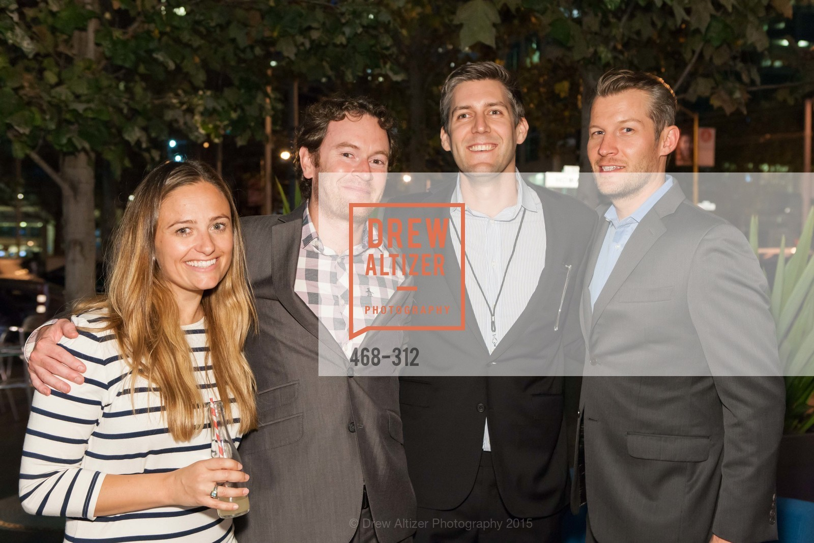 Allison McLoughn, Kevin Bert, Alexander Getty, Michael Haas, Nasdaq 25th Anniversary, Foundry III. 505 Howard Street, September 24th, 2015,Drew Altizer, Drew Altizer Photography, full-service event agency, private events, San Francisco photographer, photographer California
