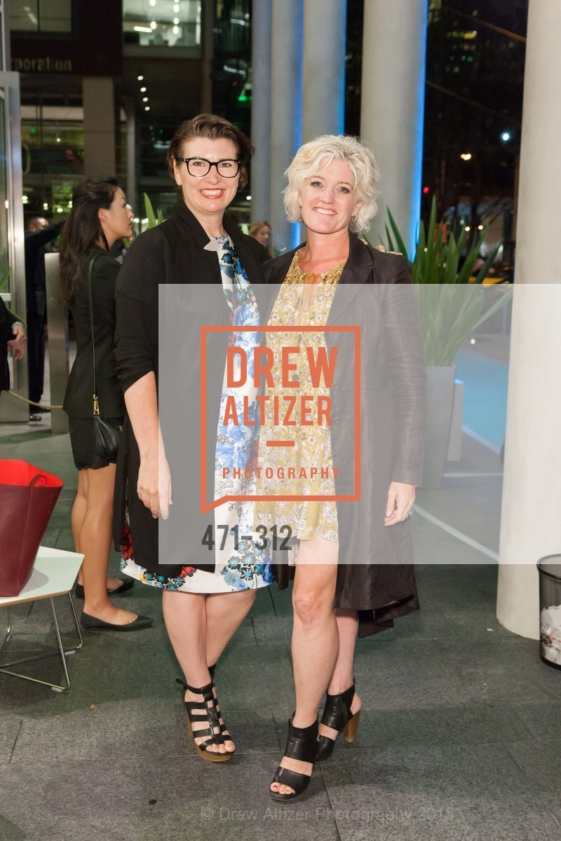 Amy Critthett, Eileen Thiarello, Nasdaq 25th Anniversary, Foundry III. 505 Howard Street, September 24th, 2015,Drew Altizer, Drew Altizer Photography, full-service agency, private events, San Francisco photographer, photographer california