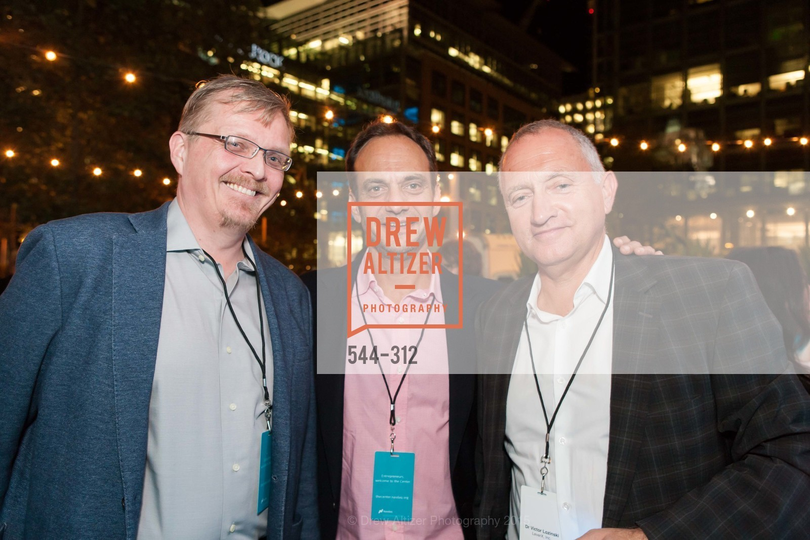 Daniel Johnson, Ted Sapountzis, Victor Lozinski, Nasdaq 25th Anniversary, Foundry III. 505 Howard Street, September 24th, 2015,Drew Altizer, Drew Altizer Photography, full-service agency, private events, San Francisco photographer, photographer california