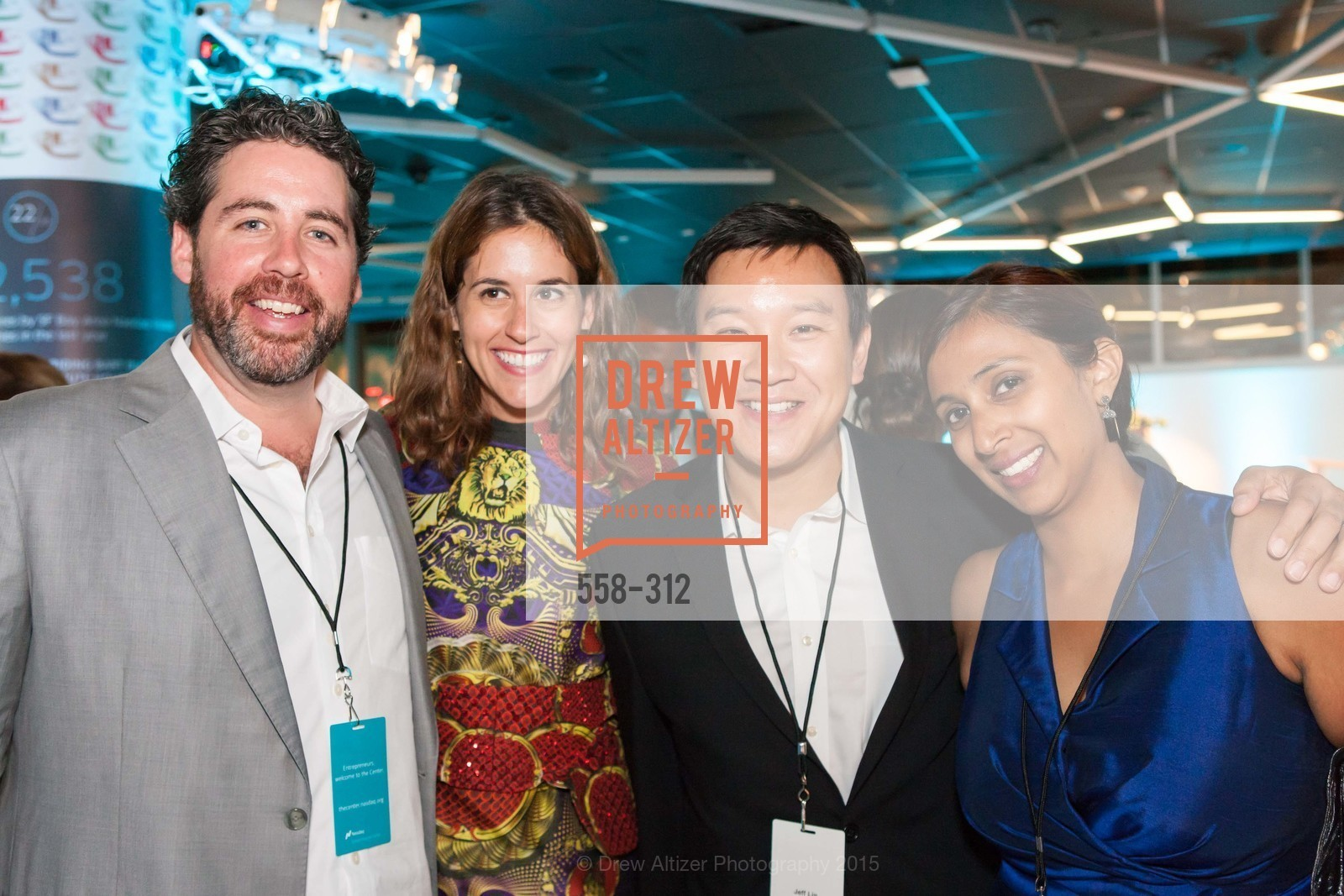 Patrick Kelly, Selena Afante, Jeff Lin, Shiwani Srivastava, Nasdaq 25th Anniversary, Foundry III. 505 Howard Street, September 24th, 2015,Drew Altizer, Drew Altizer Photography, full-service agency, private events, San Francisco photographer, photographer california