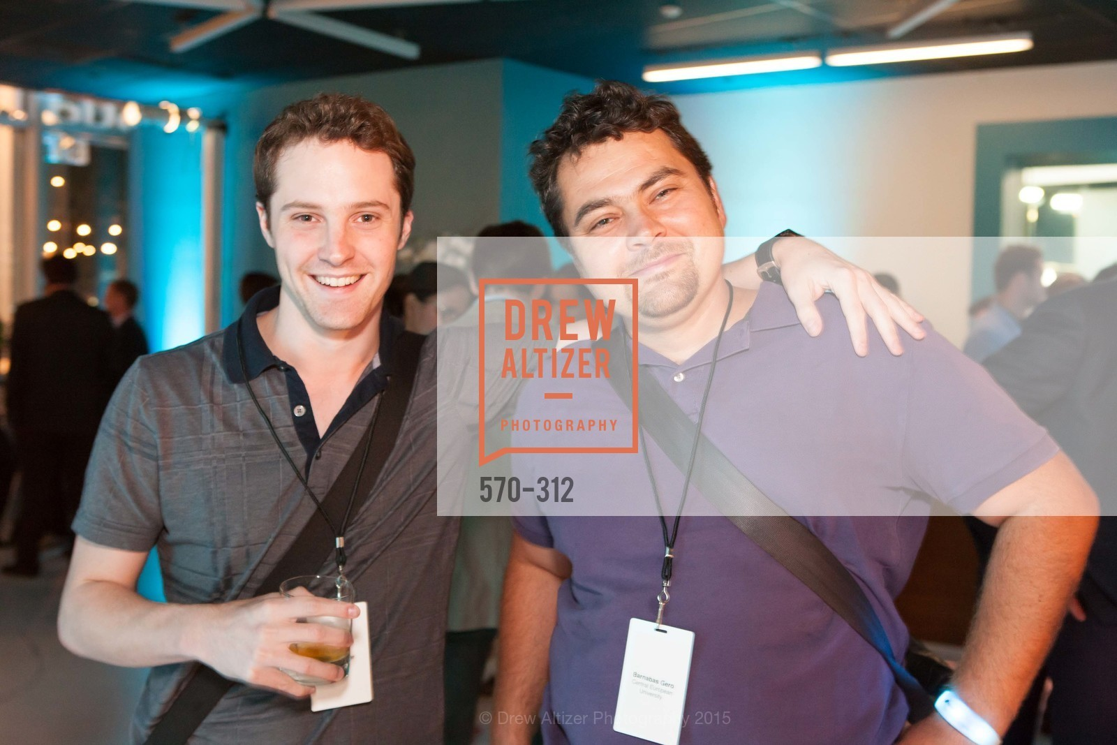 Zach Tratar, Barnabas Tero, Nasdaq 25th Anniversary, Foundry III. 505 Howard Street, September 24th, 2015,Drew Altizer, Drew Altizer Photography, full-service agency, private events, San Francisco photographer, photographer california