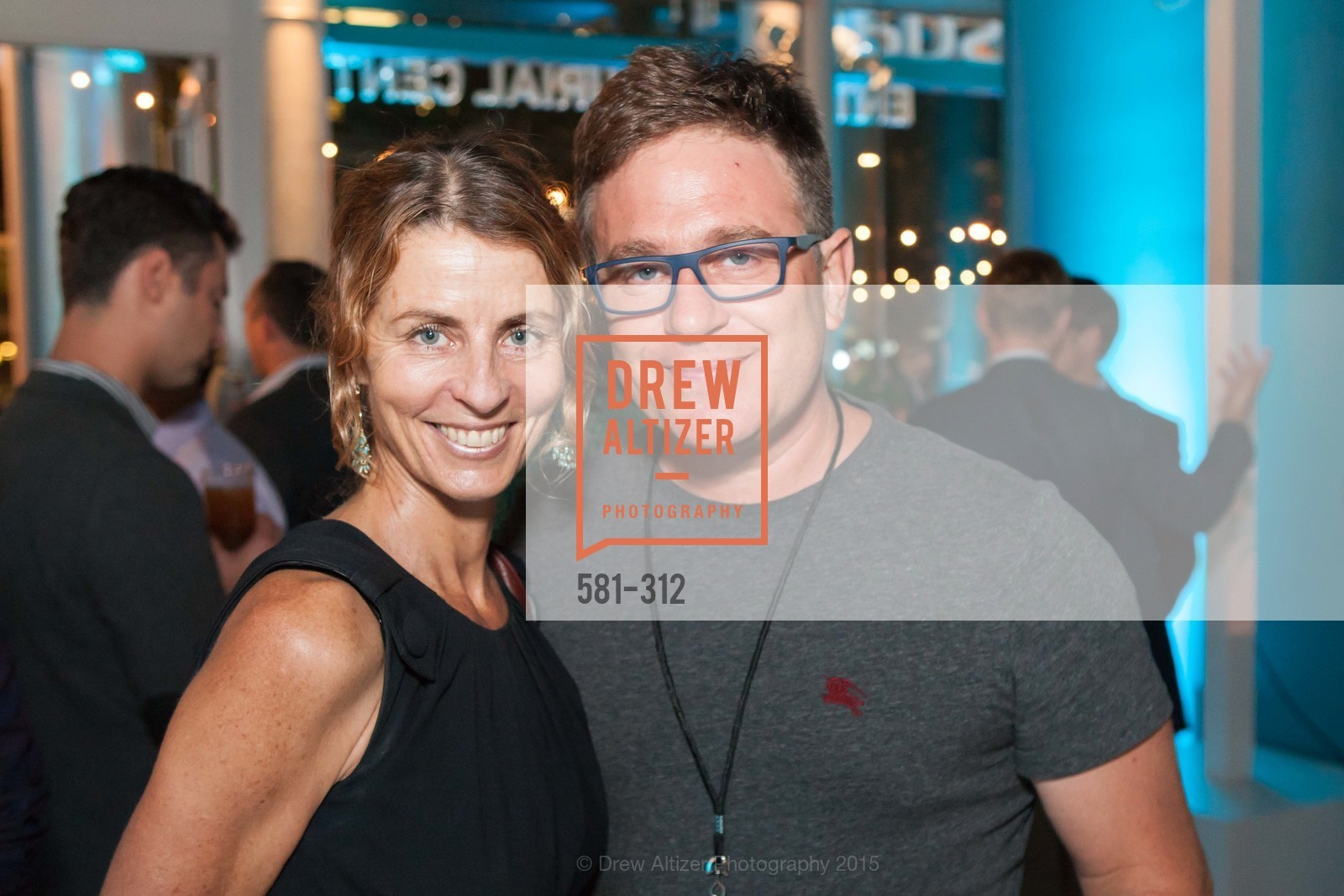 Bobbi Dunsey, Josh Rosen, Nasdaq 25th Anniversary, Foundry III. 505 Howard Street, September 24th, 2015,Drew Altizer, Drew Altizer Photography, full-service agency, private events, San Francisco photographer, photographer california