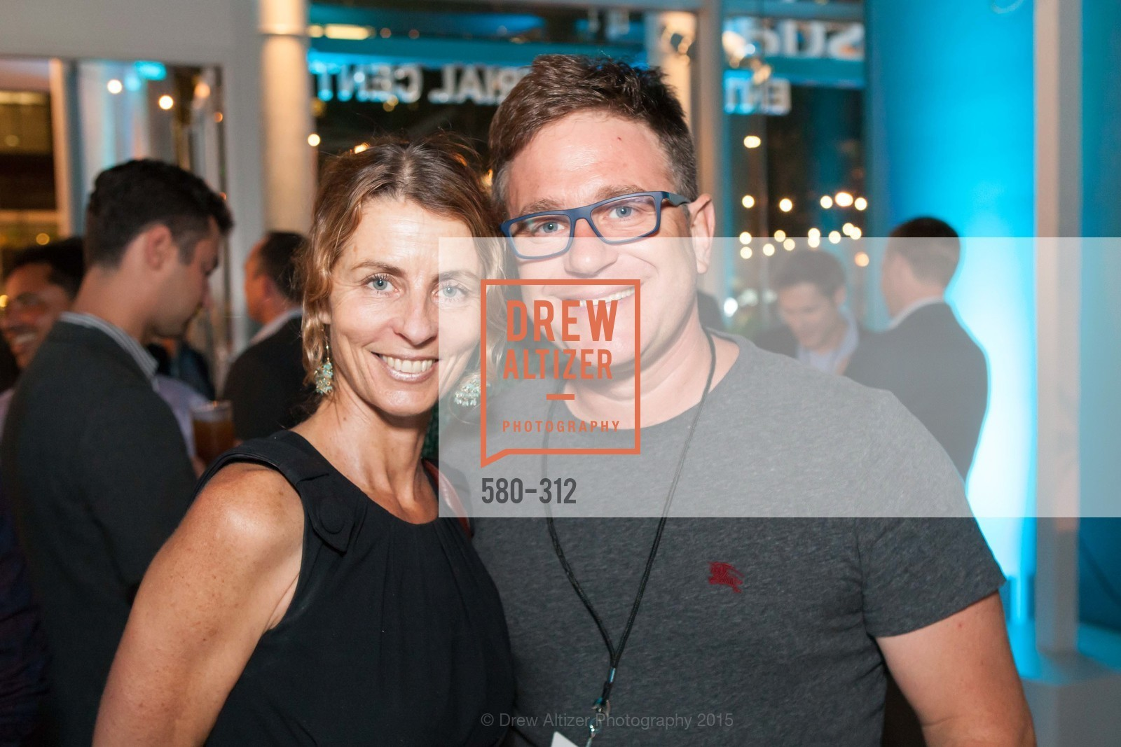 Bobbi Dunsey, Josh Rosen, Nasdaq 25th Anniversary, Foundry III. 505 Howard Street, September 24th, 2015,Drew Altizer, Drew Altizer Photography, full-service event agency, private events, San Francisco photographer, photographer California