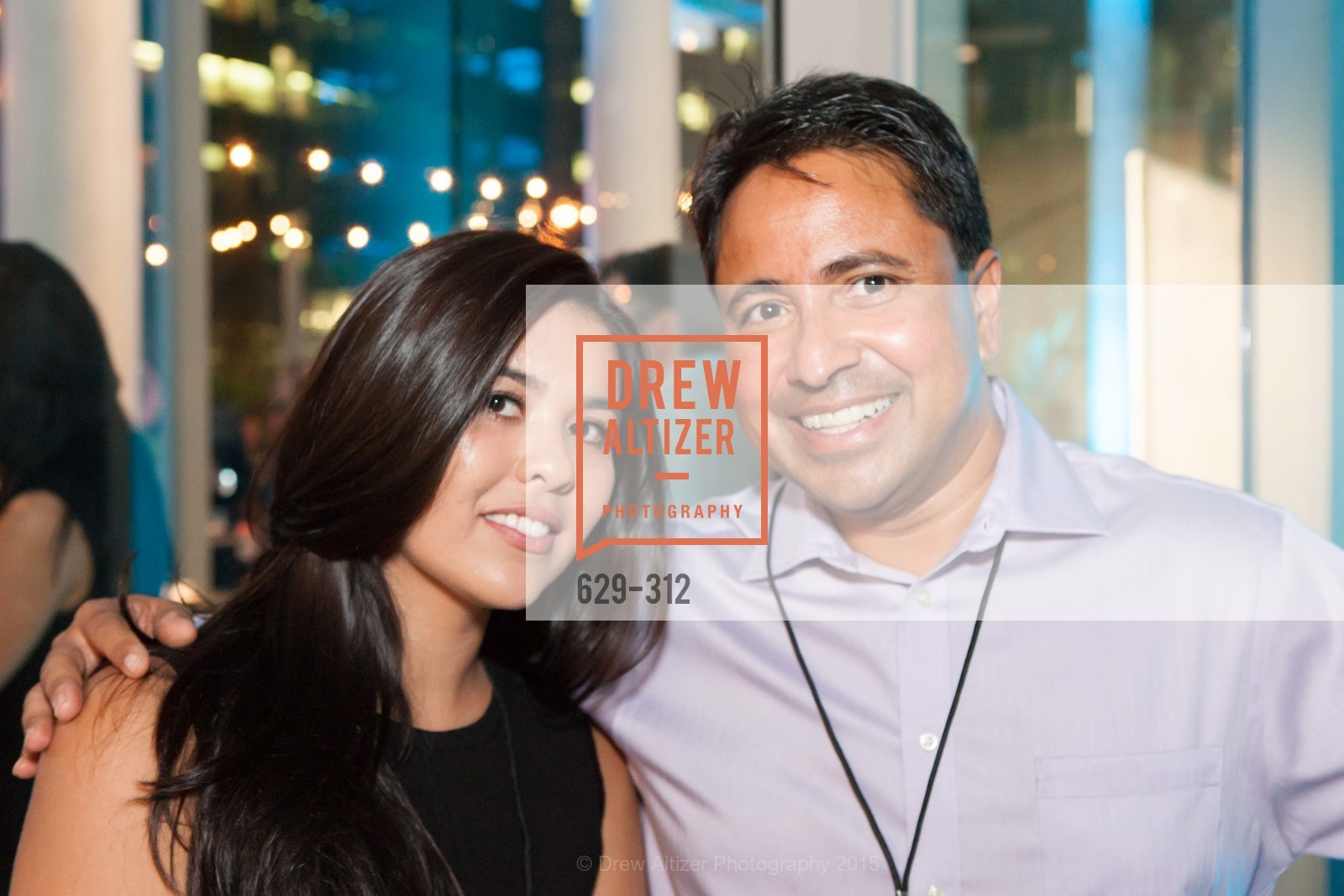 Isabel Couch, Sean Wani, Nasdaq 25th Anniversary, Foundry III. 505 Howard Street, September 24th, 2015,Drew Altizer, Drew Altizer Photography, full-service agency, private events, San Francisco photographer, photographer california