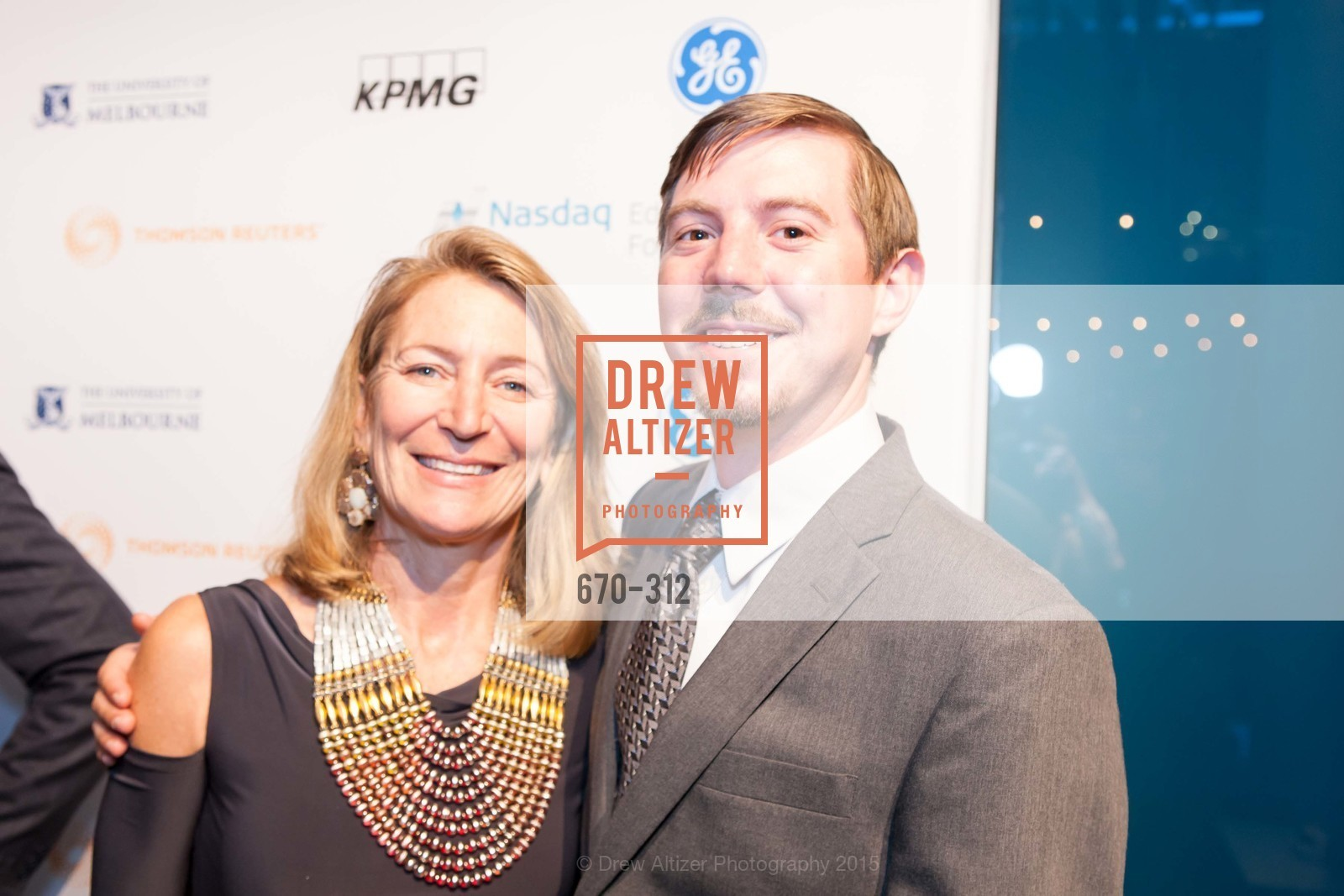 Alana Yana, Colin Mahen, Nasdaq 25th Anniversary, Foundry III. 505 Howard Street, September 24th, 2015,Drew Altizer, Drew Altizer Photography, full-service agency, private events, San Francisco photographer, photographer california