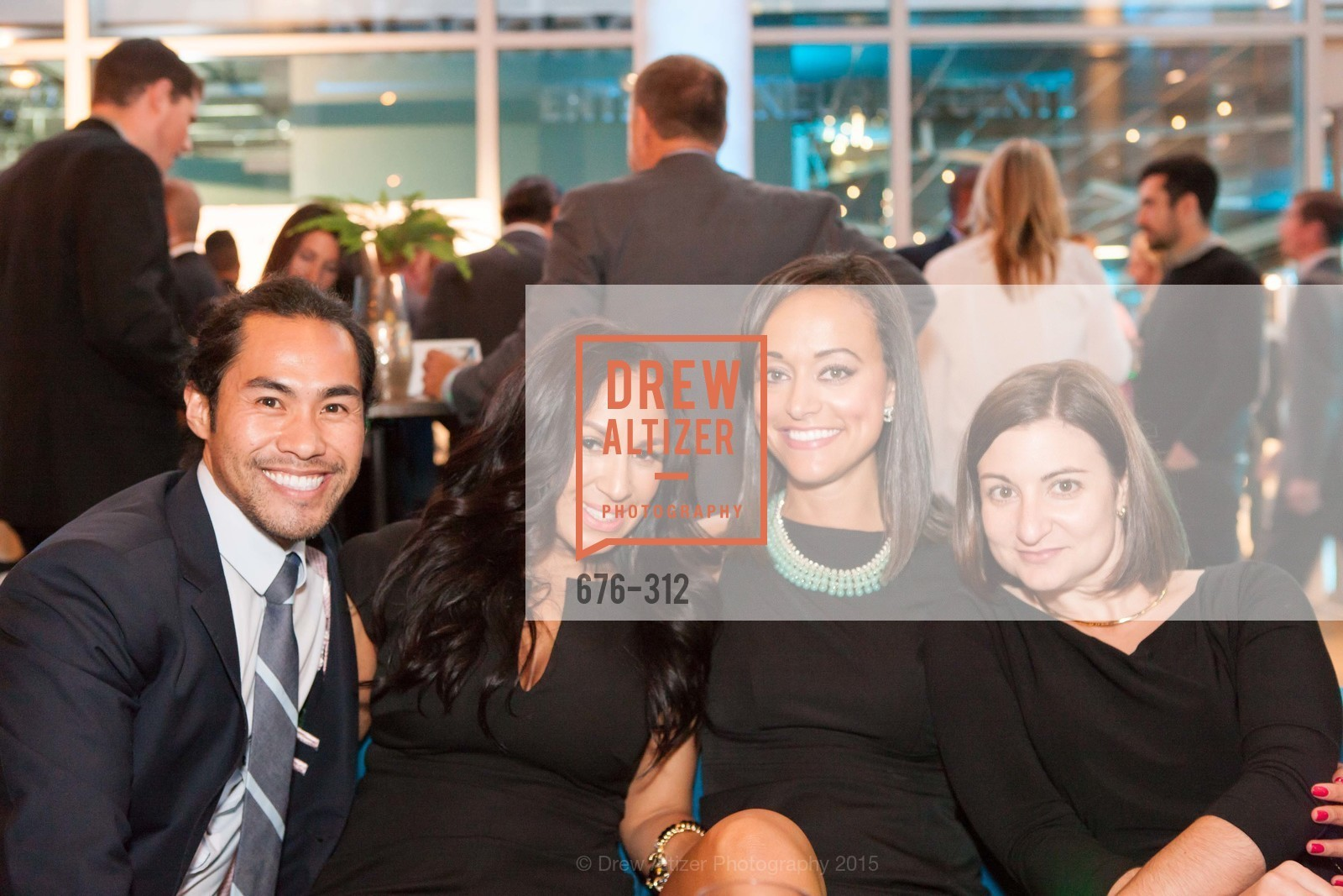 Michael Neri, Evelyn Burgos, Rhianna Rowley, Amy Kildore, Nasdaq 25th Anniversary, Foundry III. 505 Howard Street, September 24th, 2015,Drew Altizer, Drew Altizer Photography, full-service agency, private events, San Francisco photographer, photographer california