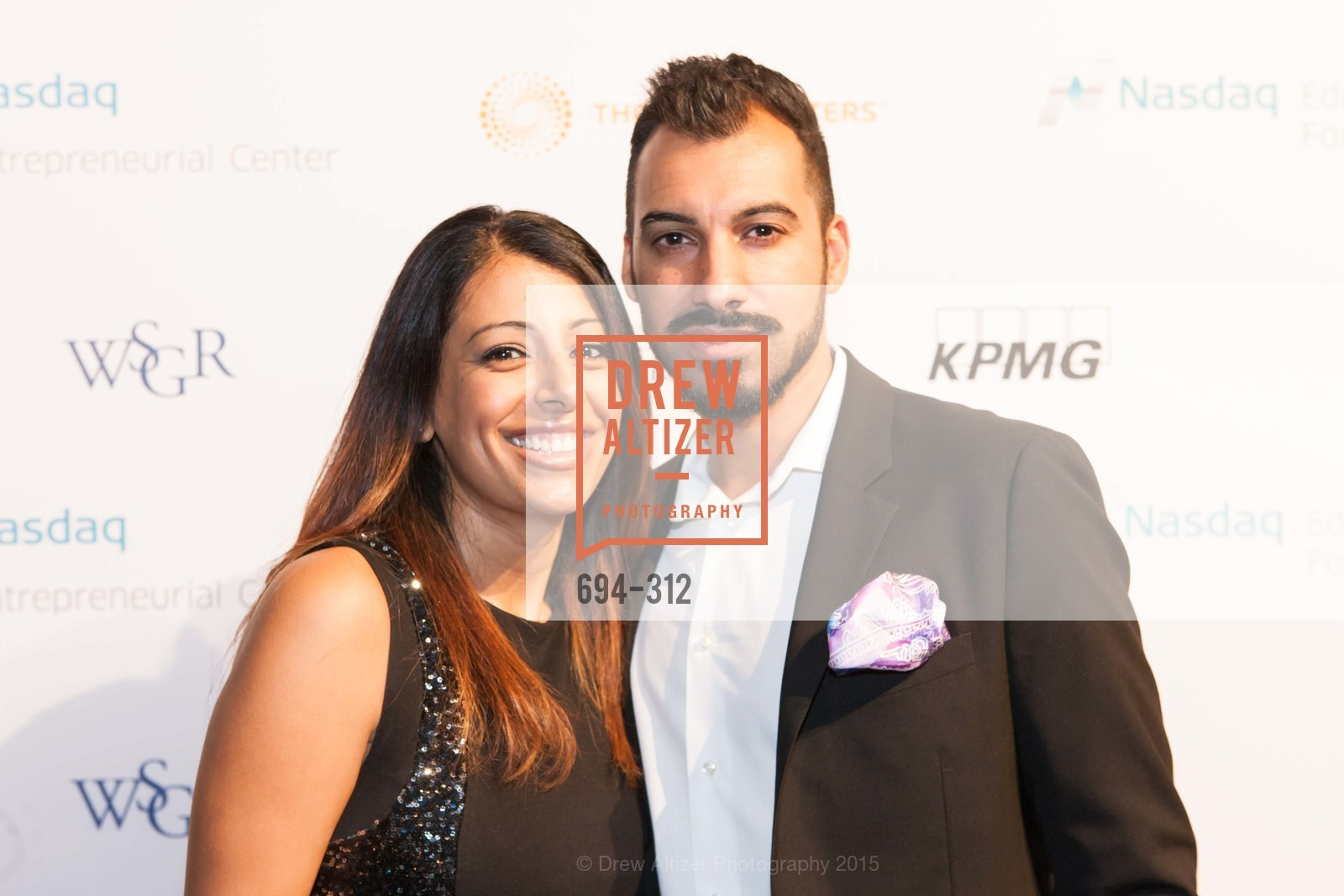 Navi Haya, Mitch Haya, Nasdaq 25th Anniversary, Foundry III. 505 Howard Street, September 24th, 2015,Drew Altizer, Drew Altizer Photography, full-service agency, private events, San Francisco photographer, photographer california