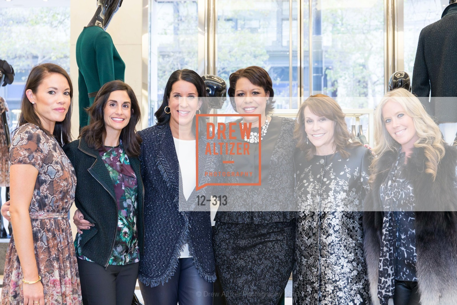 Jenelle Seltzer, Jennifer Carrillo, Lita Saveikis, Michelle Jacobsen, Kate DeBernardi, Deb Arthur, St. John in Converstation, St John Boutique, September 24th, 2015,Drew Altizer, Drew Altizer Photography, full-service agency, private events, San Francisco photographer, photographer california