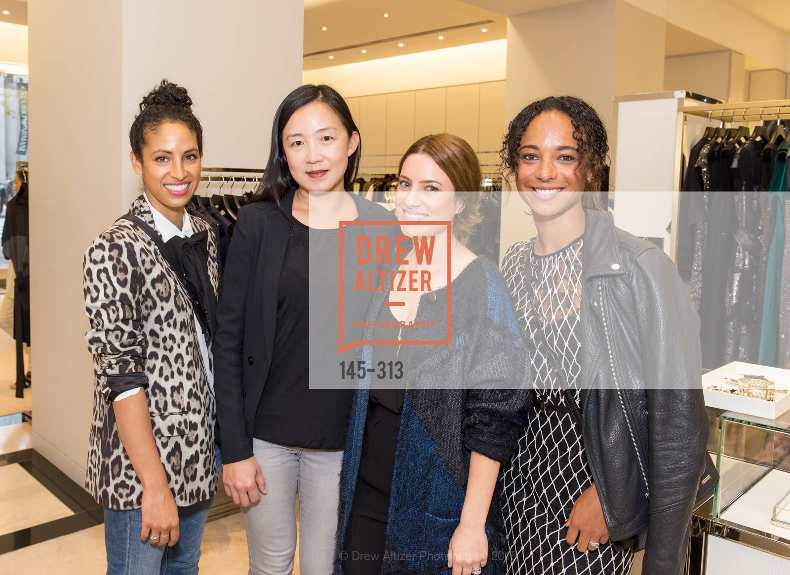 Carlina Harris, Eugenia Chien, Alicia Lund, Natalie Willis, St. John in Converstation, St John Boutique, September 24th, 2015,Drew Altizer, Drew Altizer Photography, full-service agency, private events, San Francisco photographer, photographer california