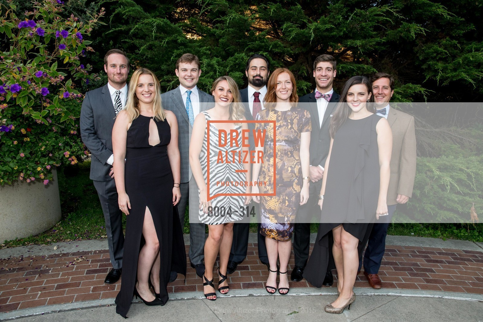 PJ Masterson, Erin Toth, Will Andereck, Michelle Sangiacomo, John Mutlow, Willa Moore, Clay Jameson, Aly Spradlin, Mike Ritter, San Francisco Zoo Fur Ball, San Francisco Zoo, September 25th, 2015,Drew Altizer, Drew Altizer Photography, full-service agency, private events, San Francisco photographer, photographer california