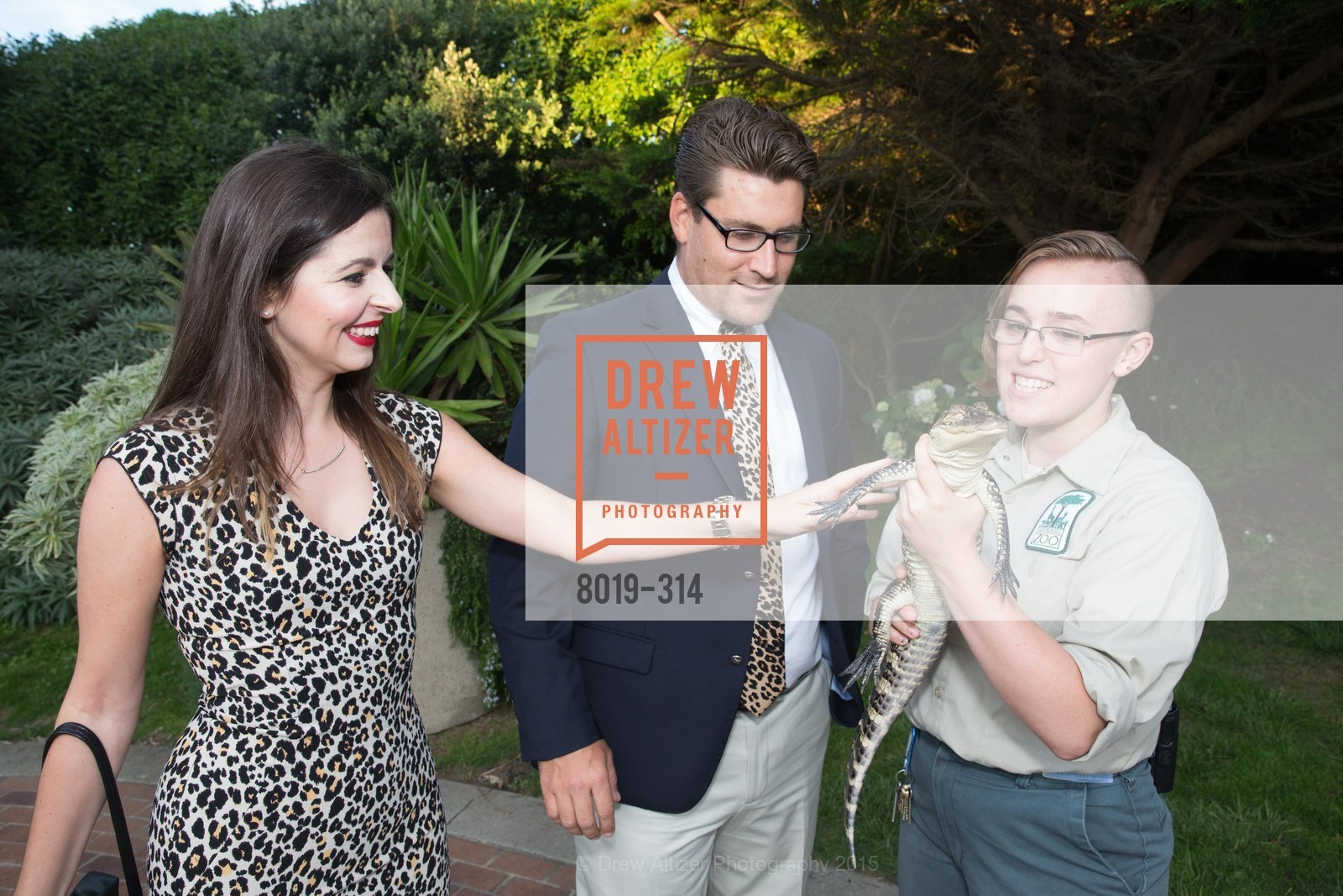 Dana Armanino, Grant Jordan, San Francisco Zoo Fur Ball, San Francisco Zoo, September 25th, 2015,Drew Altizer, Drew Altizer Photography, full-service agency, private events, San Francisco photographer, photographer california