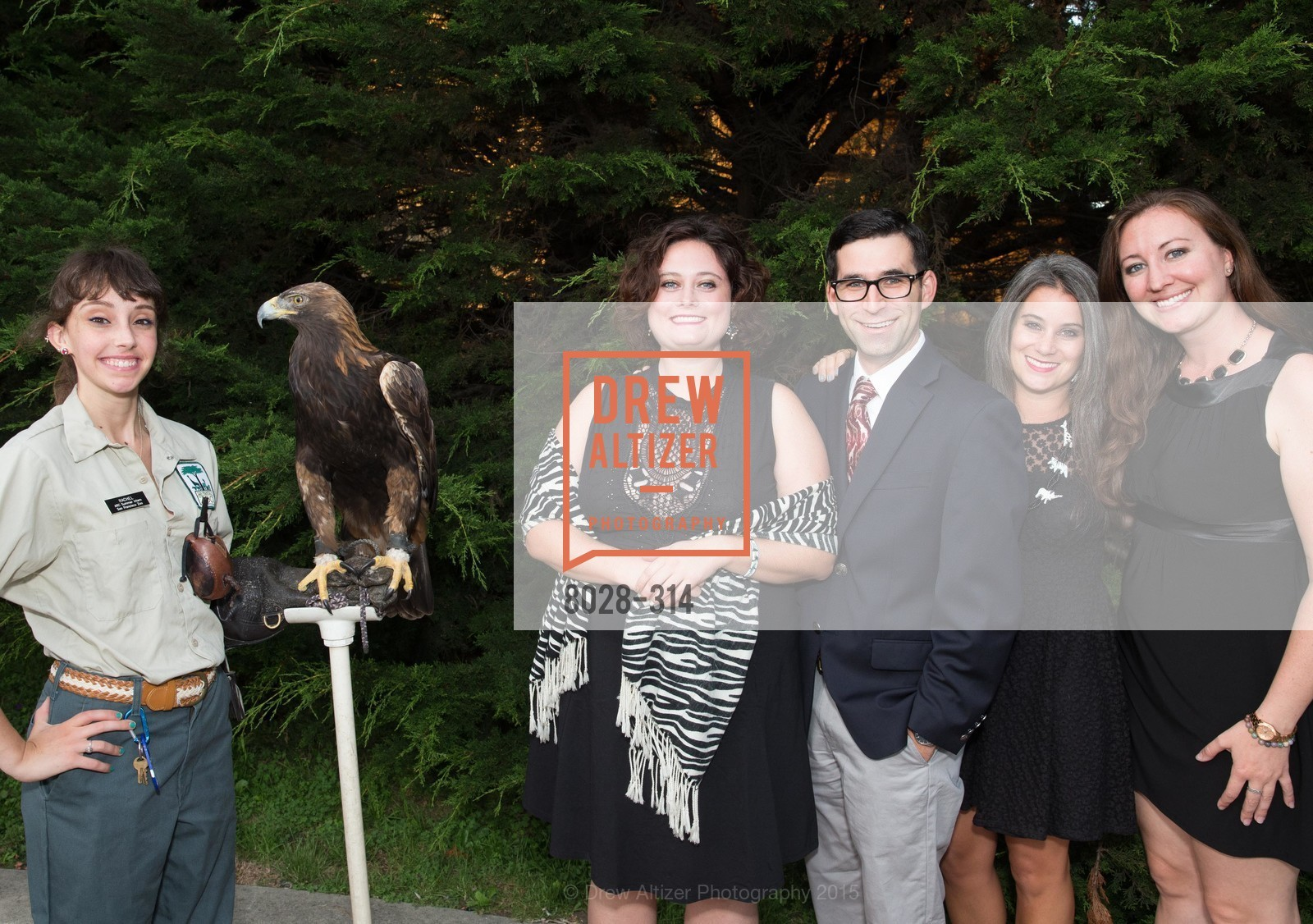 Rachel Poni, Regina Moore, Greg Callaghan, Valentina Giusti, Kelly Kennedy, San Francisco Zoo Fur Ball, San Francisco Zoo, September 25th, 2015