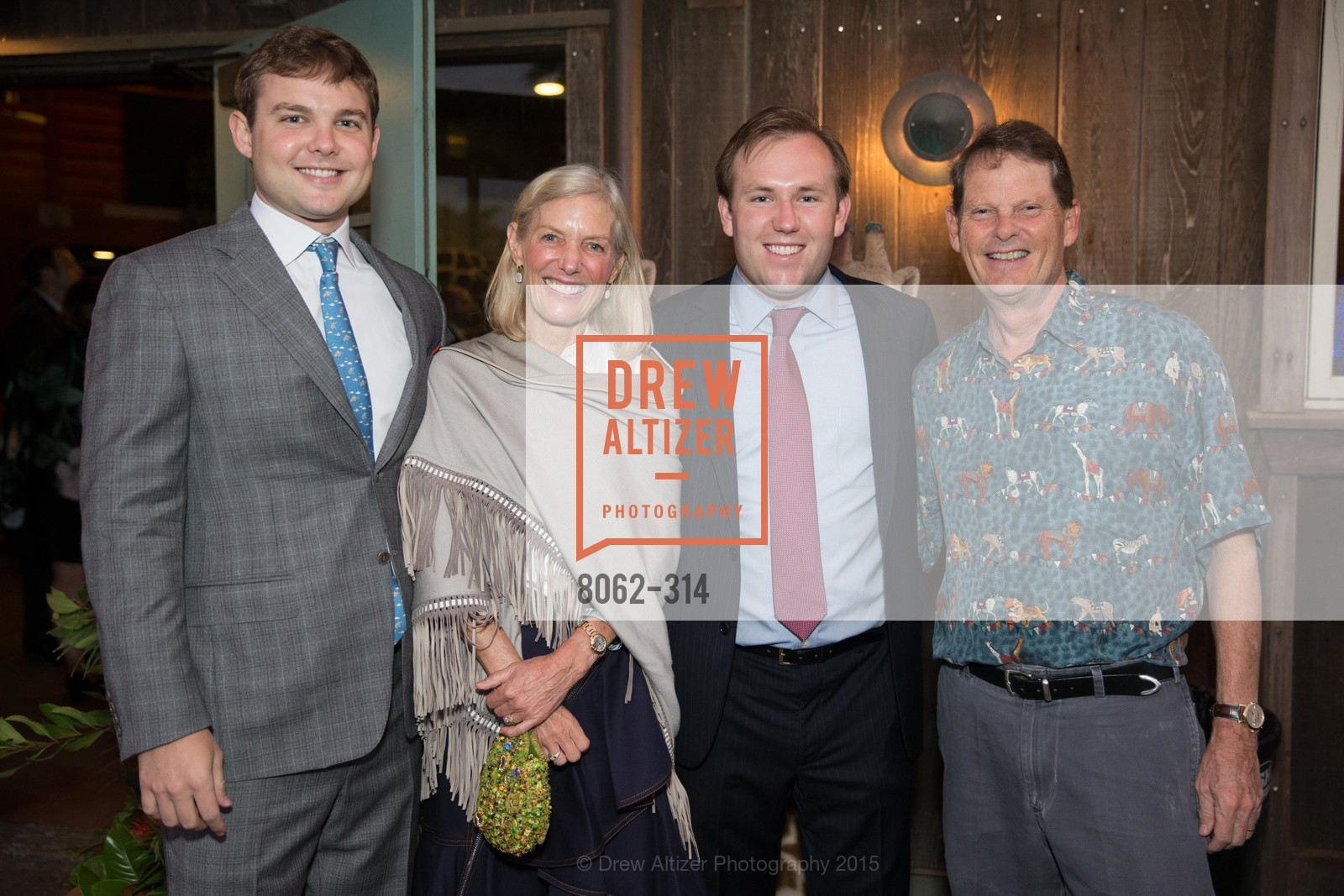 Will Andereck, Helga Andereck, Toby Davis, Bill Andereck, San Francisco Zoo Fur Ball, San Francisco Zoo, September 25th, 2015,Drew Altizer, Drew Altizer Photography, full-service agency, private events, San Francisco photographer, photographer california
