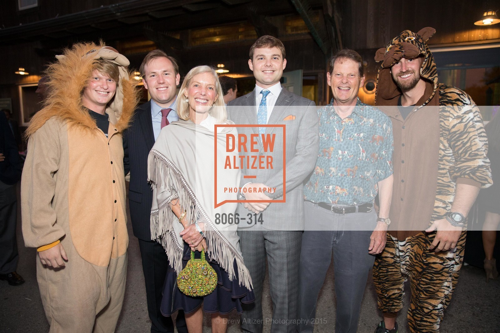 Carter Andereck, Will Andereck, Helga Andereck, Toby Andrus, Bill Andereck, Phil Martindale, San Francisco Zoo Fur Ball, San Francisco Zoo, September 25th, 2015,Drew Altizer, Drew Altizer Photography, full-service event agency, private events, San Francisco photographer, photographer California