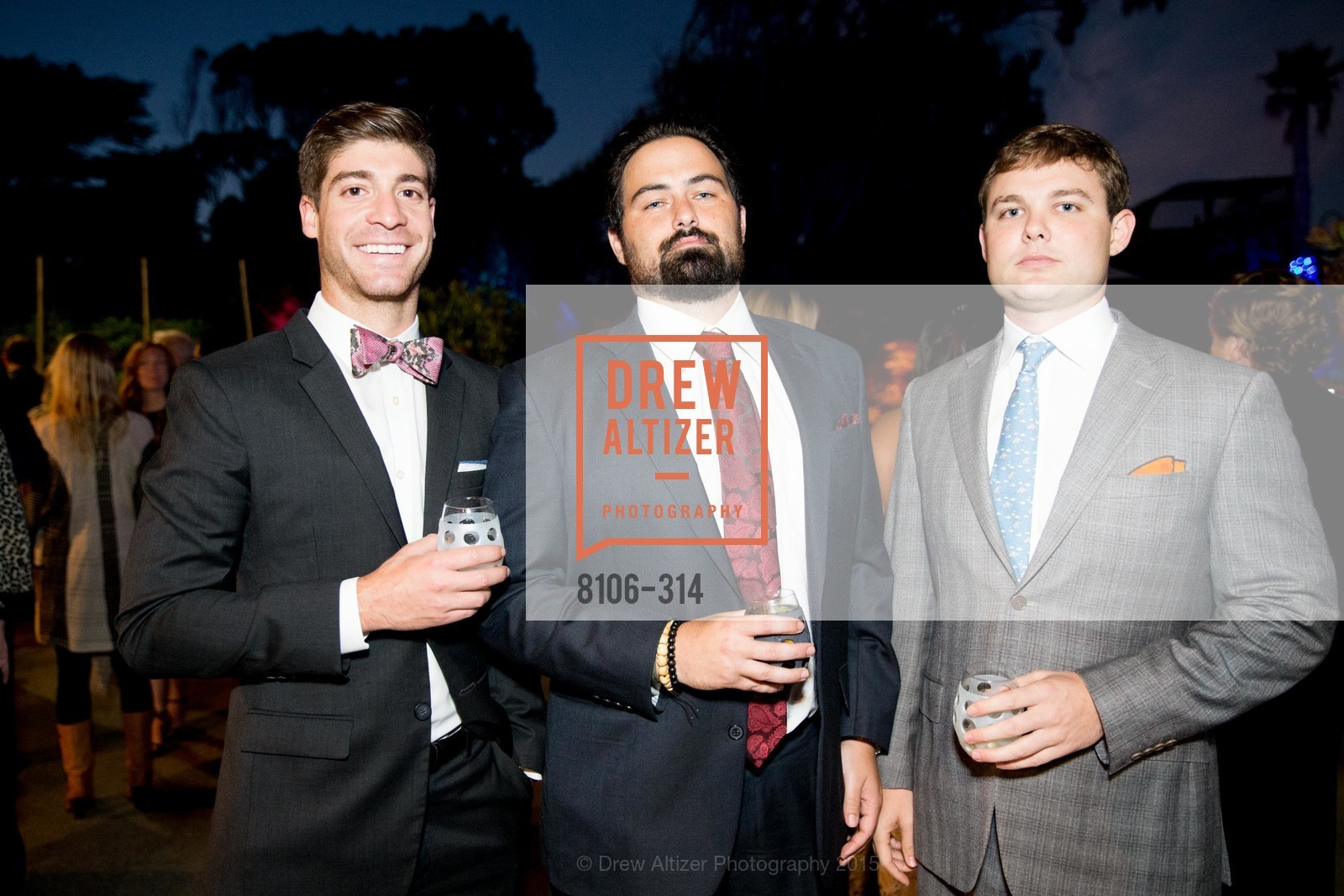 Clay Jameson, John Mutlow, Will Andereck, San Francisco Zoo Fur Ball, San Francisco Zoo, September 25th, 2015,Drew Altizer, Drew Altizer Photography, full-service agency, private events, San Francisco photographer, photographer california