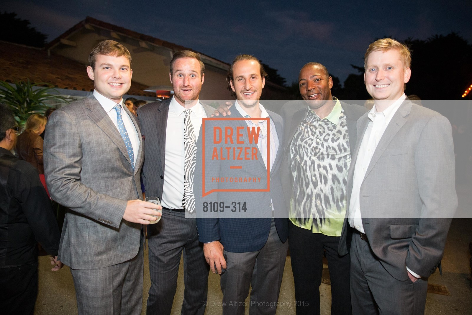 Will Andereck, Greg Vlahos, Waukeen McCoy, John Roman, San Francisco Zoo Fur Ball, San Francisco Zoo, September 25th, 2015,Drew Altizer, Drew Altizer Photography, full-service agency, private events, San Francisco photographer, photographer california