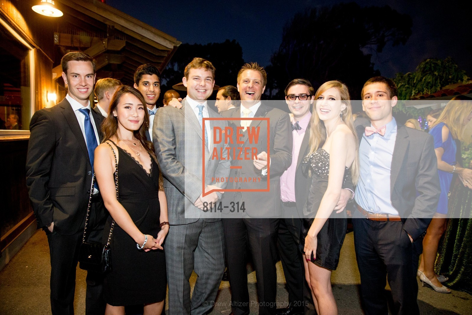 Dan Edwards, Will Andereck, Nate Hennings, Riley Kinser, Michelle Huppert, David Sutton, San Francisco Zoo Fur Ball, San Francisco Zoo, September 25th, 2015,Drew Altizer, Drew Altizer Photography, full-service agency, private events, San Francisco photographer, photographer california