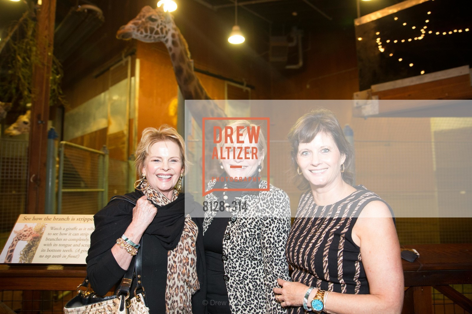 Michele Alioto, Mary Toboni, Theresa Moore, San Francisco Zoo Fur Ball, San Francisco Zoo, September 25th, 2015,Drew Altizer, Drew Altizer Photography, full-service agency, private events, San Francisco photographer, photographer california
