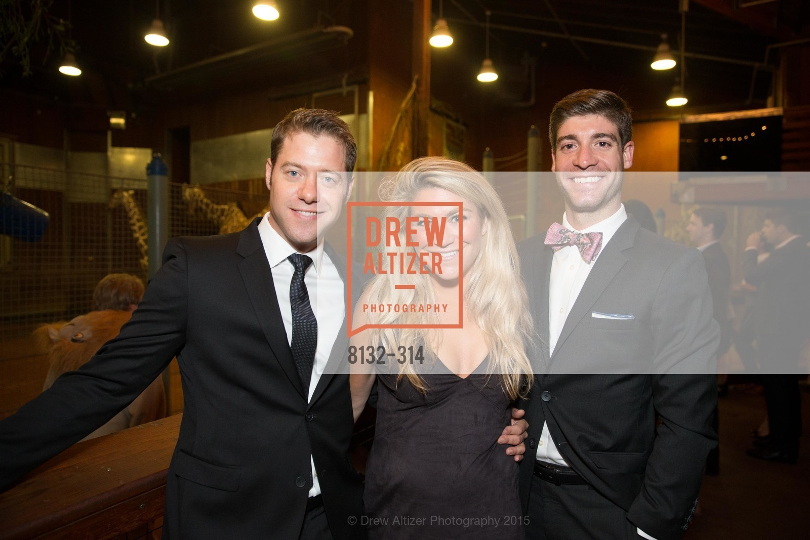 Robert Eaton, Jackie Rooney, Clay Jameson, San Francisco Zoo Fur Ball, San Francisco Zoo, September 25th, 2015,Drew Altizer, Drew Altizer Photography, full-service agency, private events, San Francisco photographer, photographer california