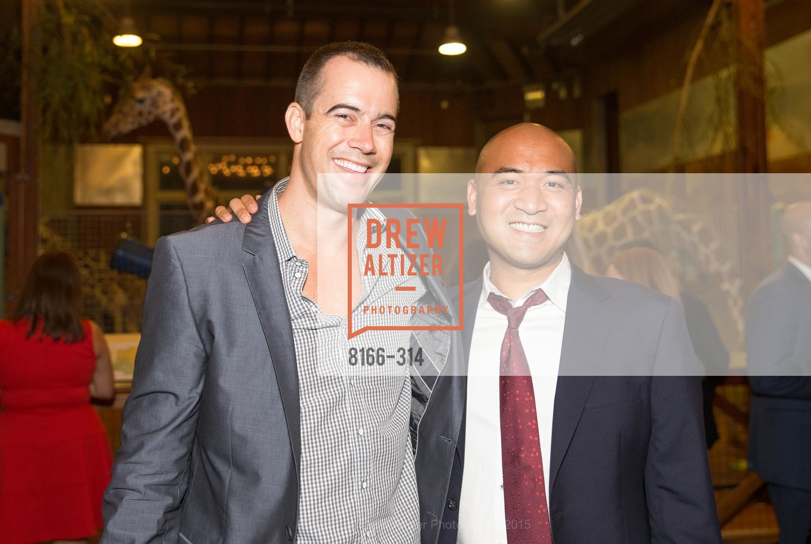 Bryan Bothas, Mike DeJesus, San Francisco Zoo Fur Ball, San Francisco Zoo, September 25th, 2015,Drew Altizer, Drew Altizer Photography, full-service agency, private events, San Francisco photographer, photographer california