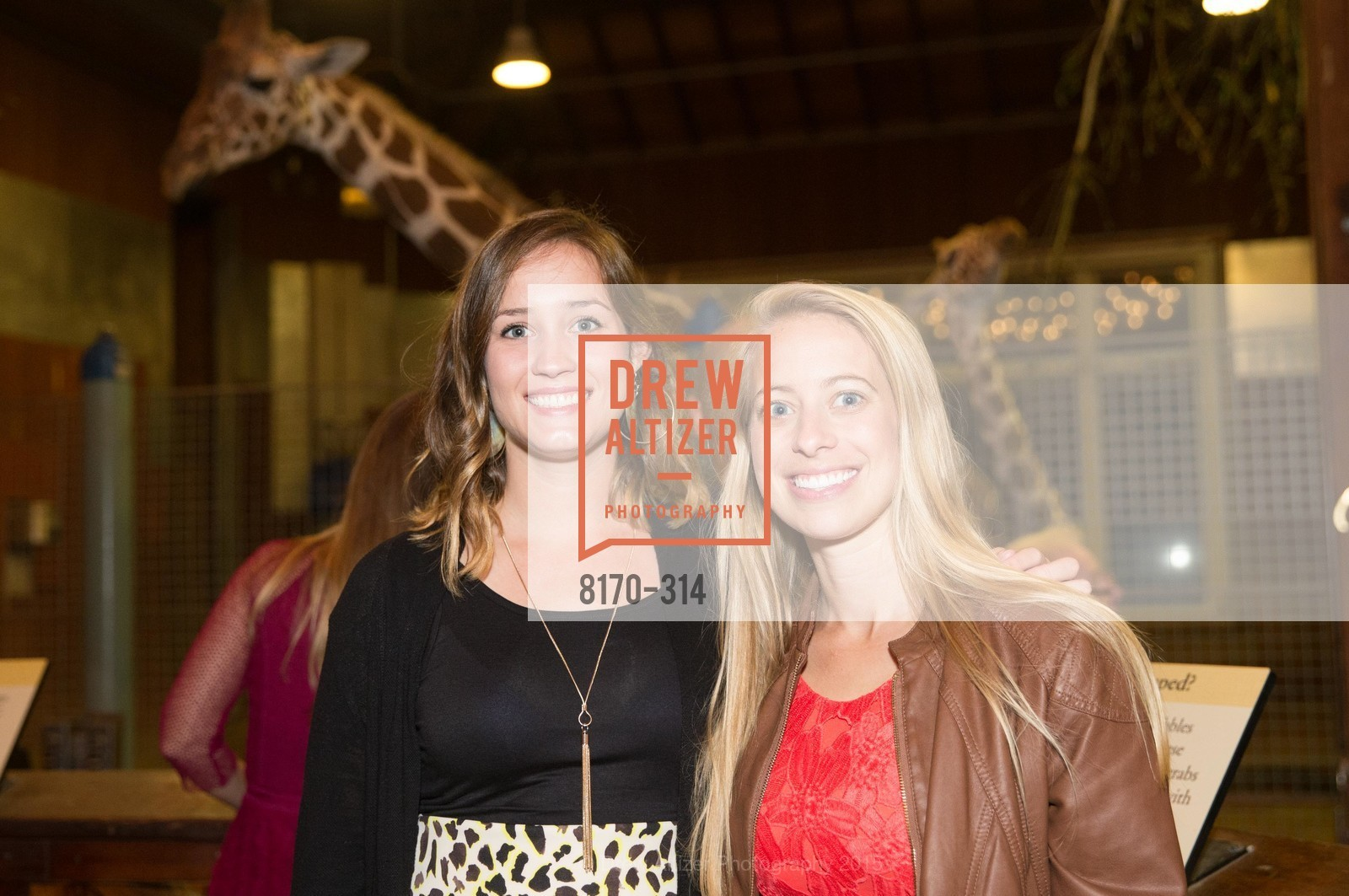 Madeleine Moore, Libby Reiser, San Francisco Zoo Fur Ball, San Francisco Zoo, September 25th, 2015,Drew Altizer, Drew Altizer Photography, full-service agency, private events, San Francisco photographer, photographer california