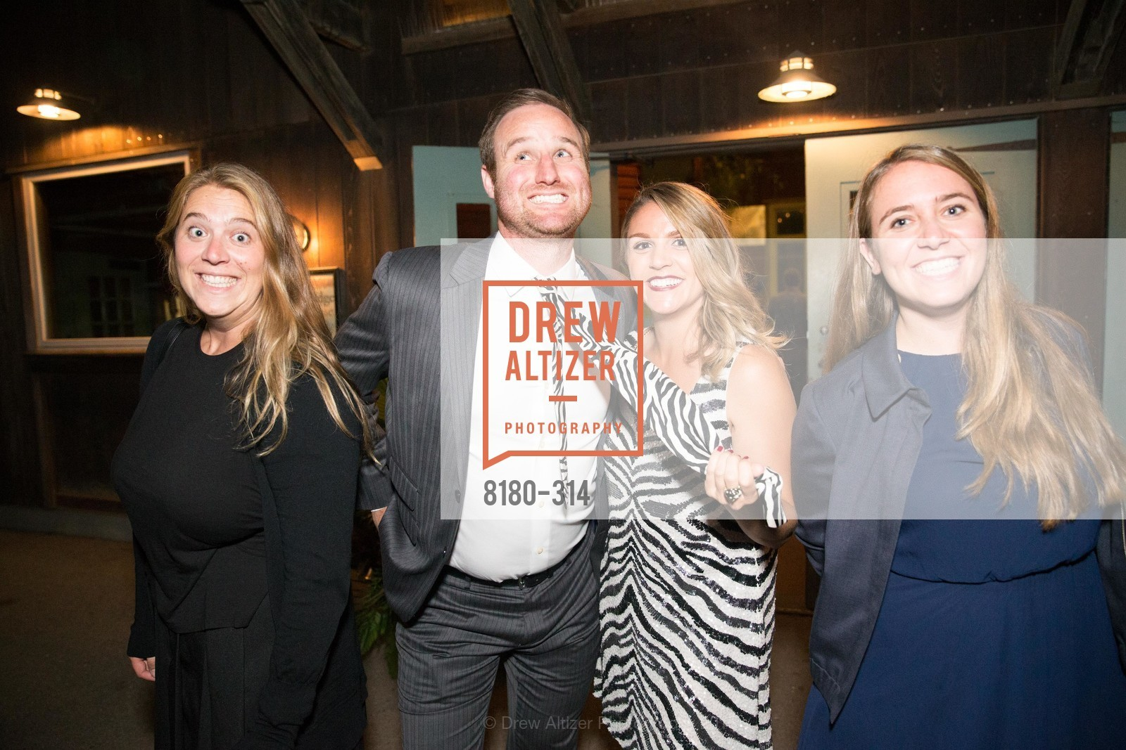 Alex Loback, PJ Masterson, Michelle Sangiacomo, Cameron Loback, San Francisco Zoo Fur Ball, San Francisco Zoo, September 25th, 2015,Drew Altizer, Drew Altizer Photography, full-service agency, private events, San Francisco photographer, photographer california