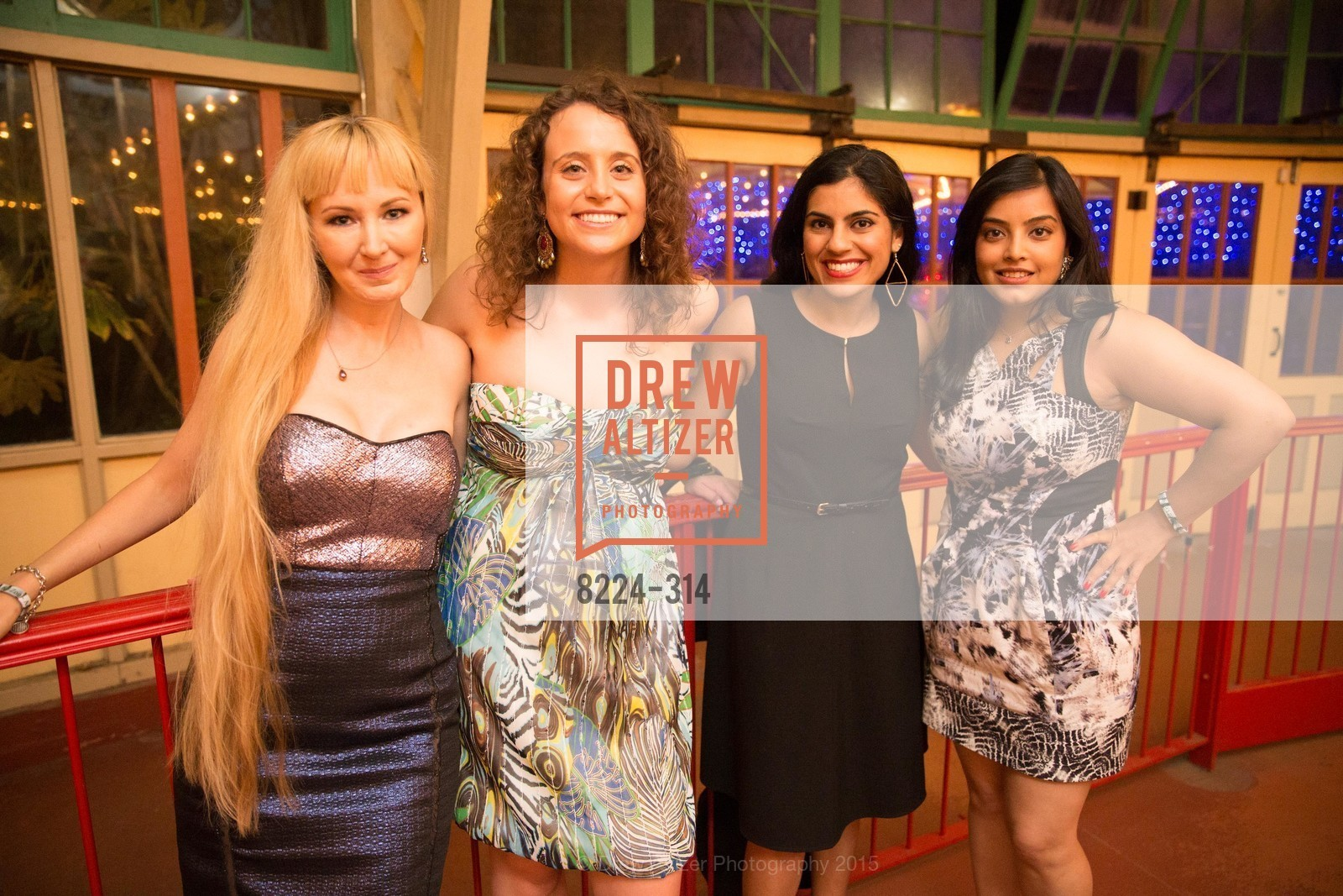 Shannyn Bessoni, Allison Tompkins, Pujeeta Chowdhary, Paayal Gupta, San Francisco Zoo Fur Ball, San Francisco Zoo, September 25th, 2015,Drew Altizer, Drew Altizer Photography, full-service agency, private events, San Francisco photographer, photographer california