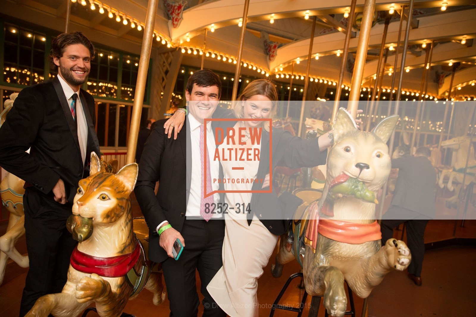 Todd Hartman, John O'Connor, Natalia Mitchell, San Francisco Zoo Fur Ball, San Francisco Zoo, September 25th, 2015,Drew Altizer, Drew Altizer Photography, full-service agency, private events, San Francisco photographer, photographer california