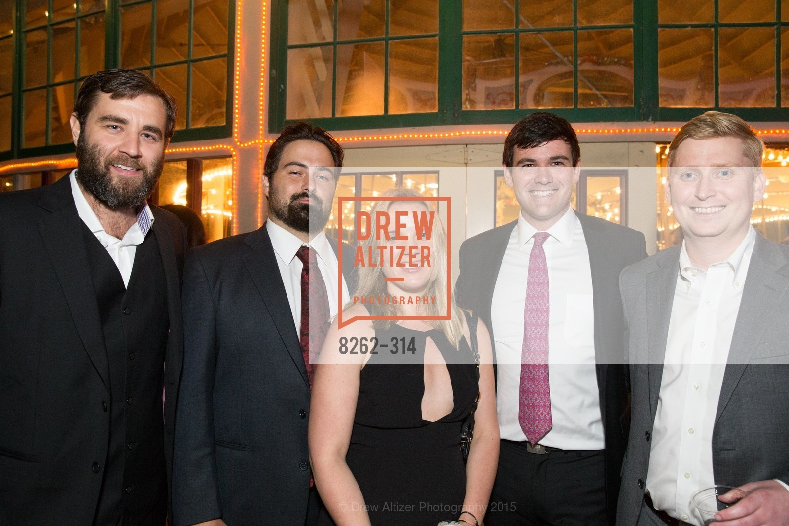 Jay Schulhof, John Mutlow, Erin Toth, John O'Connor, John Roman, San Francisco Zoo Fur Ball, San Francisco Zoo, September 25th, 2015,Drew Altizer, Drew Altizer Photography, full-service agency, private events, San Francisco photographer, photographer california