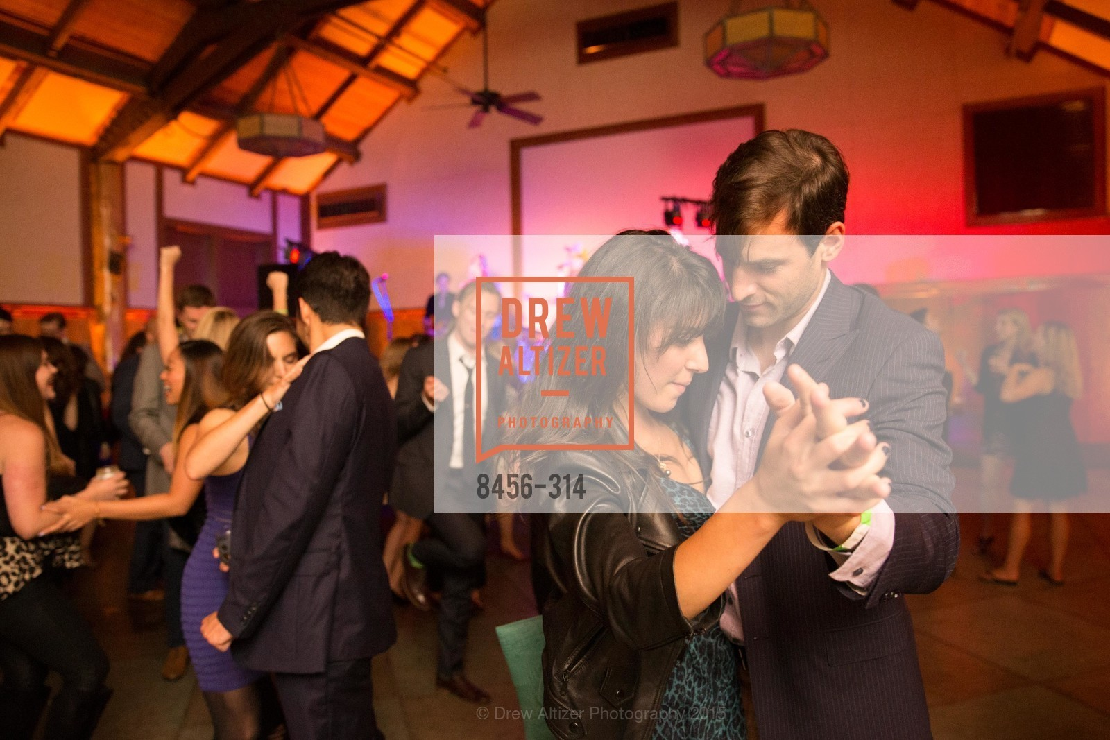 Dance Floor, San Francisco Zoo Fur Ball, San Francisco Zoo, September 25th, 2015