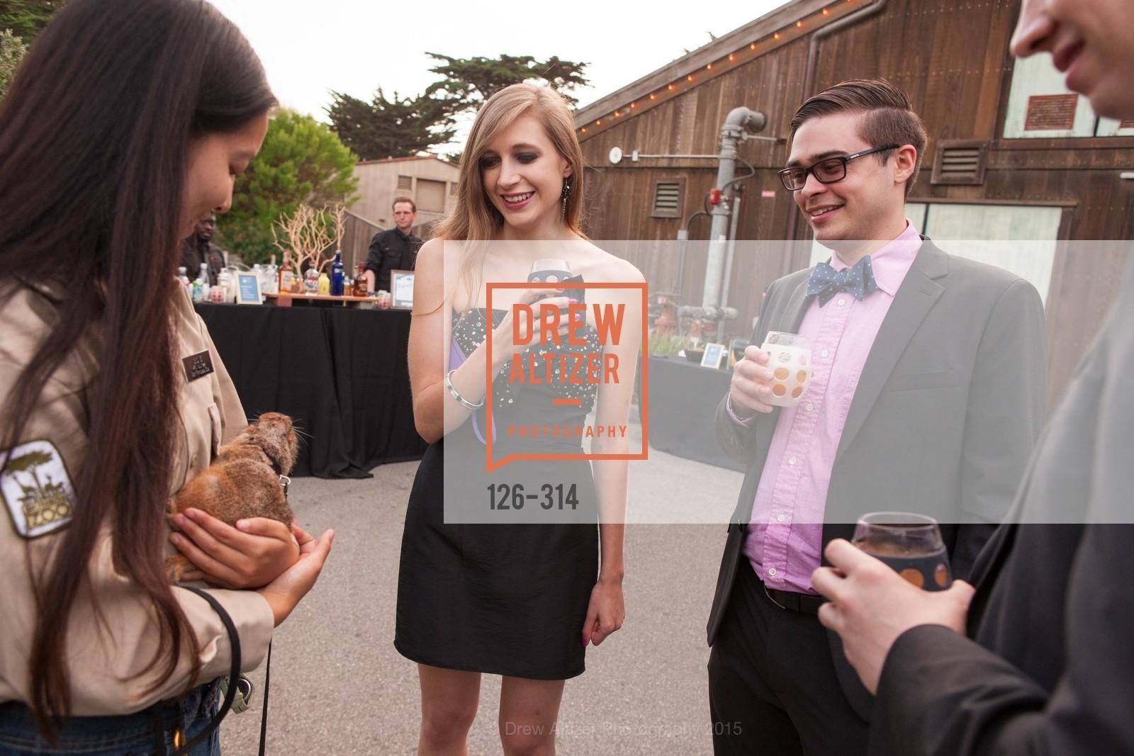 Michelle Huppert, Riley Kinser, San Francisco Zoo Fur Ball, San Francisco Zoo, September 25th, 2015