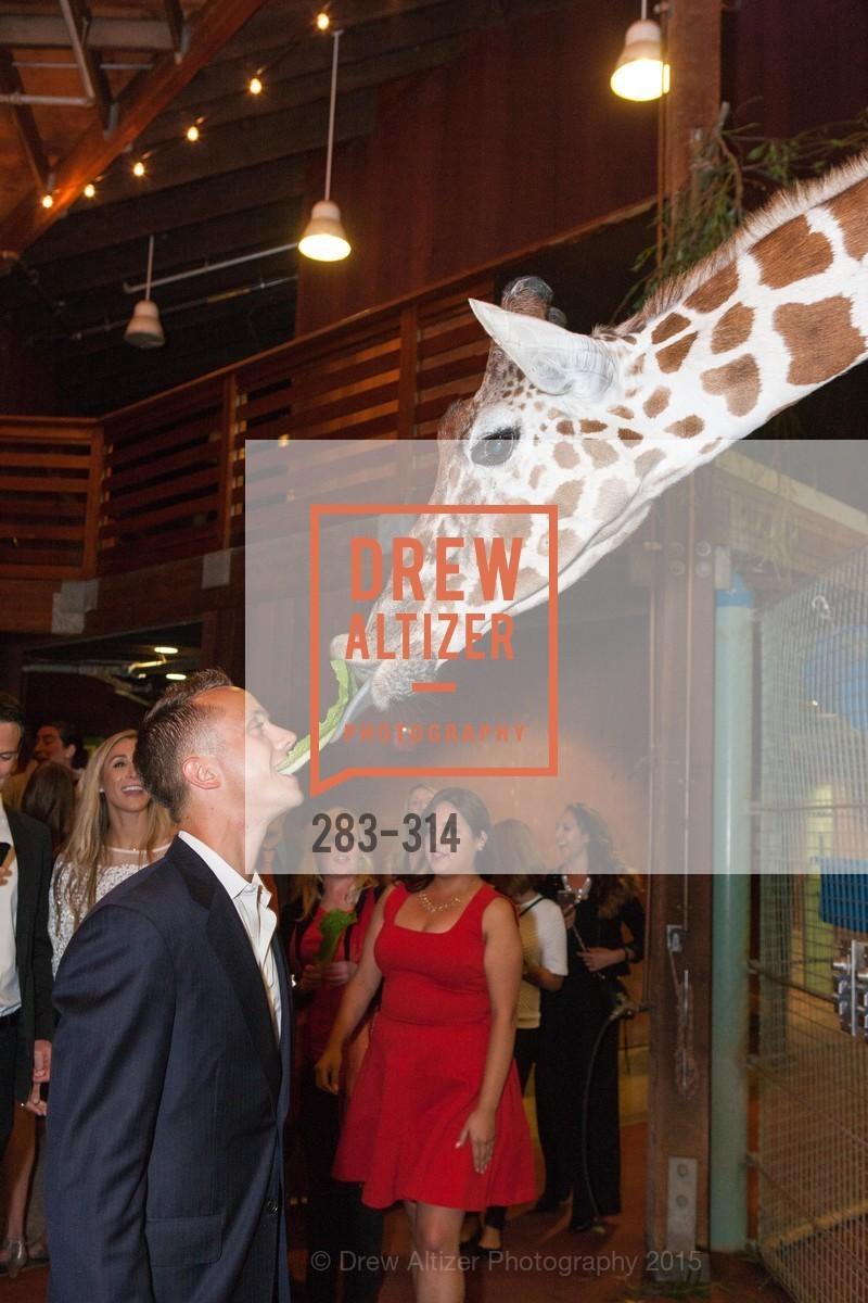 Gareth Hornberger, San Francisco Zoo Fur Ball, San Francisco Zoo, September 25th, 2015