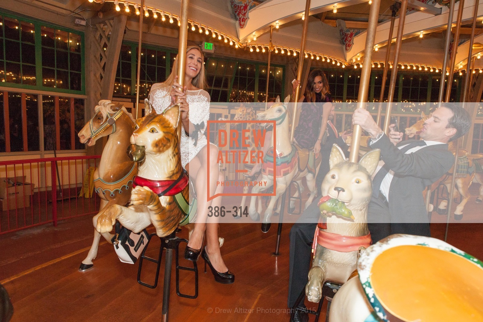 Chelsea Wilson, Sara Baldoni, Scott Snow, San Francisco Zoo Fur Ball, San Francisco Zoo, September 25th, 2015,Drew Altizer, Drew Altizer Photography, full-service agency, private events, San Francisco photographer, photographer california