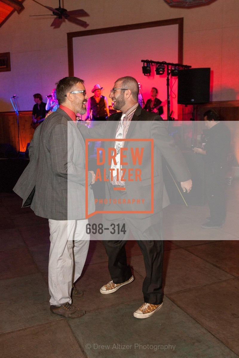 Kevin Cureton, Alex Lemberg, San Francisco Zoo Fur Ball, San Francisco Zoo, September 25th, 2015