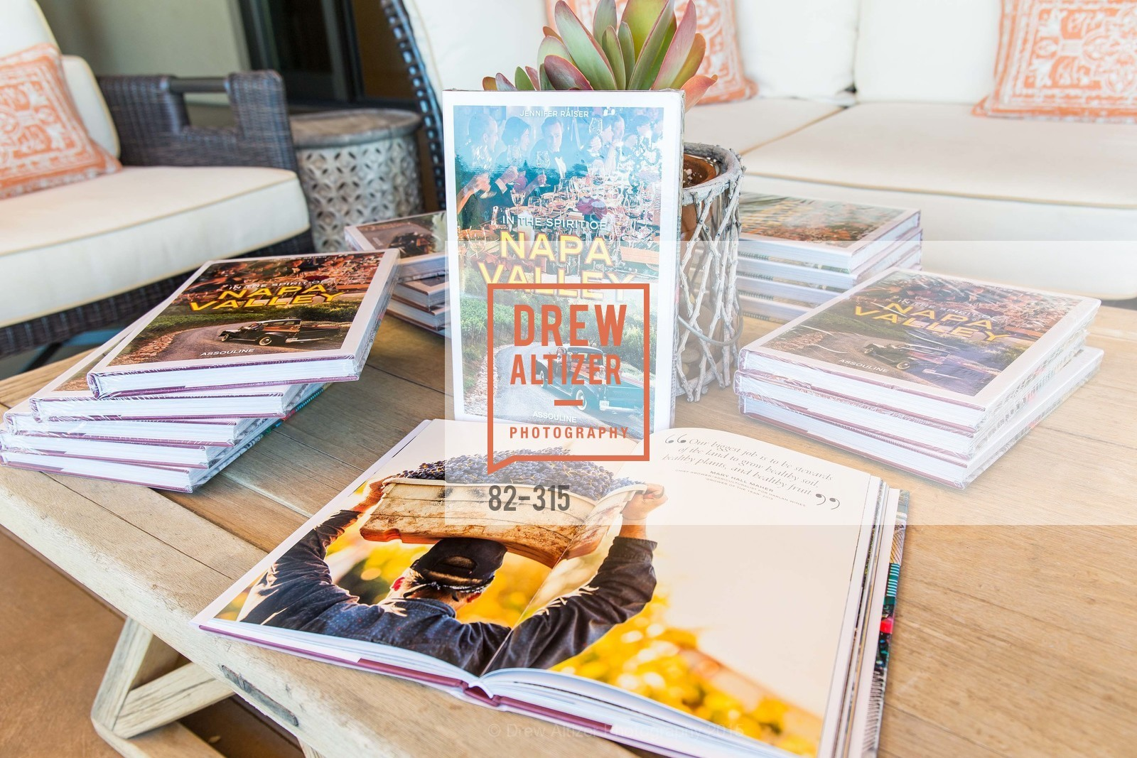 Atmosphere, IN THE SPIRIT OF NAPA VALLEY Book Signing With Jennifer Raiser, Round Hill. 101 Rutherford Hill Road, September 26th, 2015,Drew Altizer, Drew Altizer Photography, full-service agency, private events, San Francisco photographer, photographer california