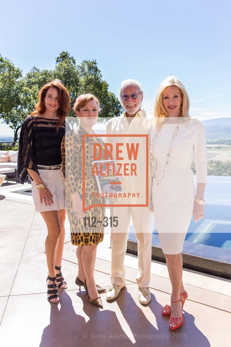 Nicole Needham, Jennifer Raiser, Ted Deikel, Pamala Deikel, IN THE SPIRIT OF NAPA VALLEY Book Signing With Jennifer Raiser, Round Hill. 101 Rutherford Hill Road, September 26th, 2015,Drew Altizer, Drew Altizer Photography, full-service agency, private events, San Francisco photographer, photographer california