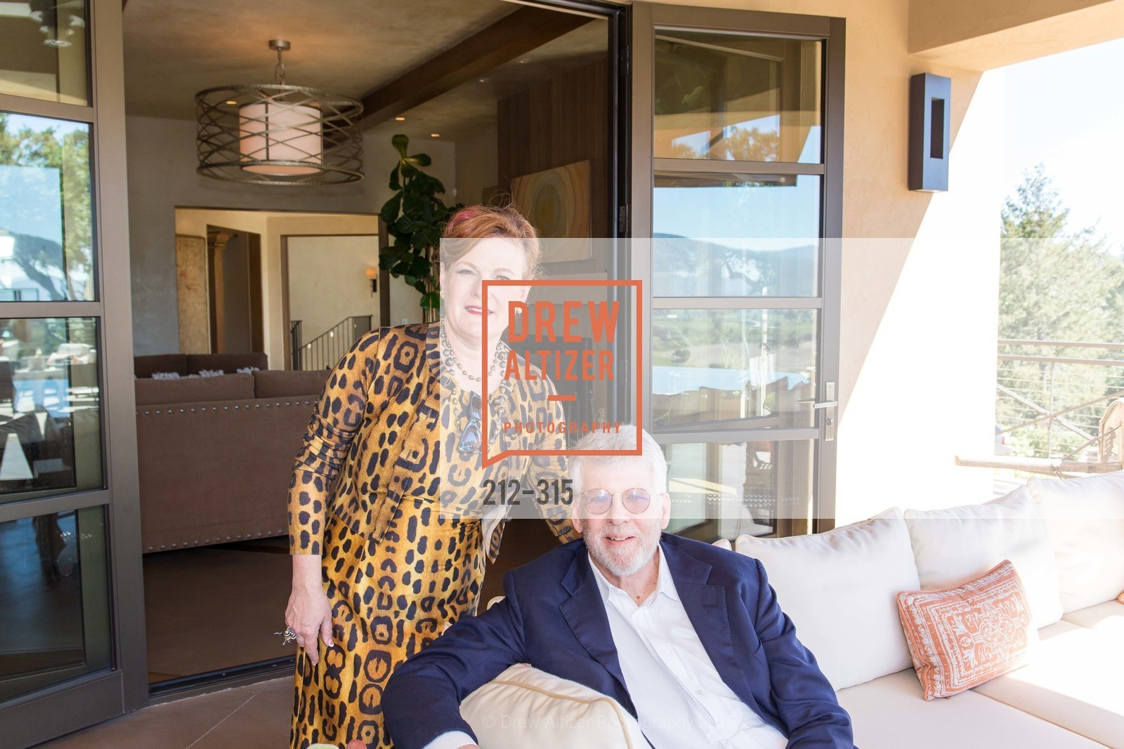 Jennifer Raiser, Donald Bacon, IN THE SPIRIT OF NAPA VALLEY Book Signing With Jennifer Raiser, Round Hill. 101 Rutherford Hill Road, September 26th, 2015,Drew Altizer, Drew Altizer Photography, full-service agency, private events, San Francisco photographer, photographer california