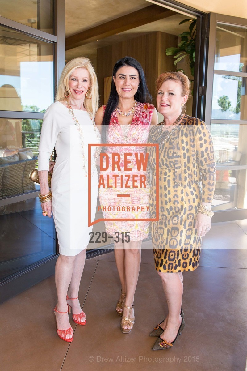 Pamala Deikel, Afsaneh Akhtari, Jennifer Raiser, IN THE SPIRIT OF NAPA VALLEY Book Signing With Jennifer Raiser, Round Hill. 101 Rutherford Hill Road, September 26th, 2015,Drew Altizer, Drew Altizer Photography, full-service agency, private events, San Francisco photographer, photographer california