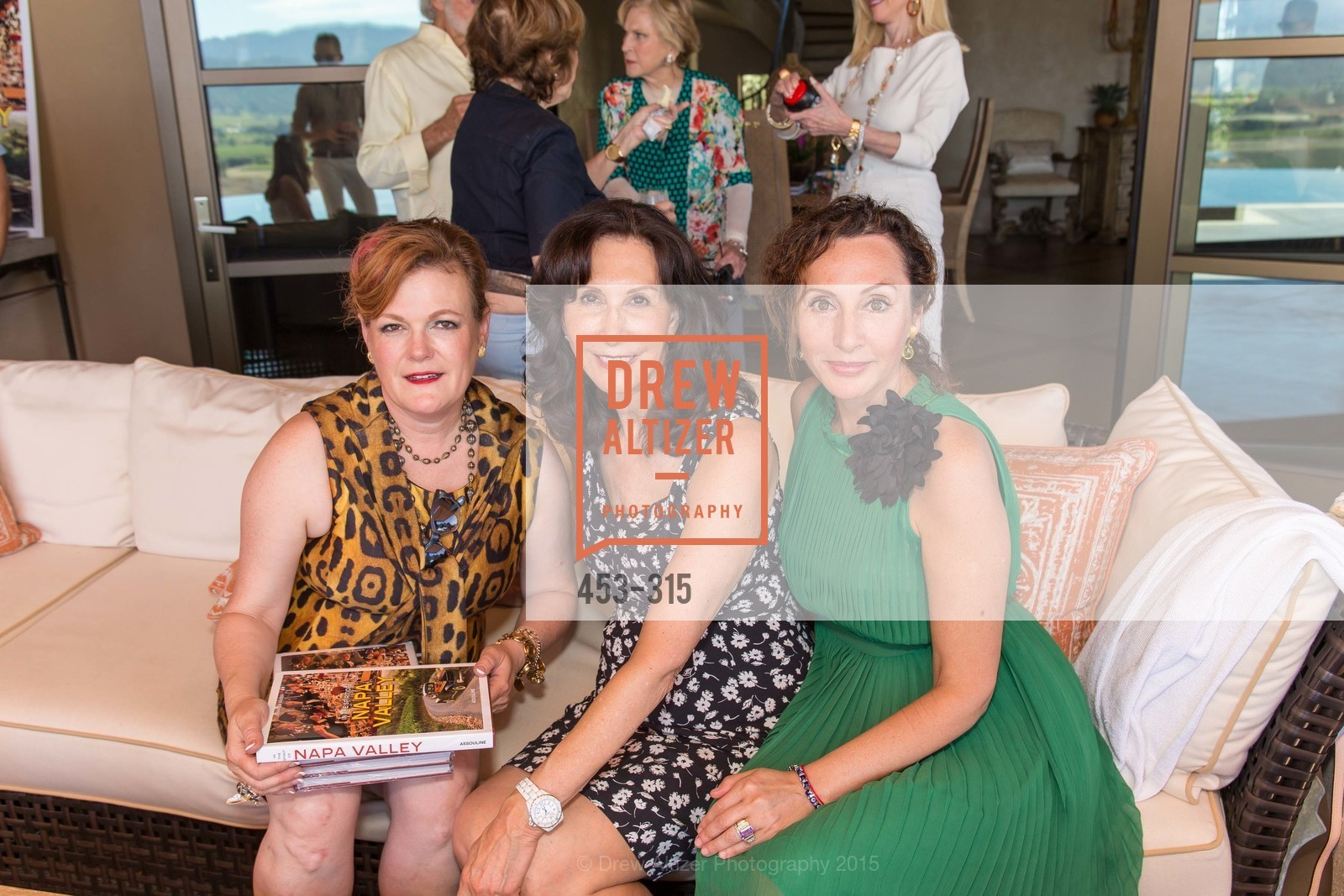 Jennifer Raiser, Carolyn Chandler, Clara Shayevich, IN THE SPIRIT OF NAPA VALLEY Book Signing With Jennifer Raiser, Round Hill. 101 Rutherford Hill Road, September 26th, 2015,Drew Altizer, Drew Altizer Photography, full-service agency, private events, San Francisco photographer, photographer california