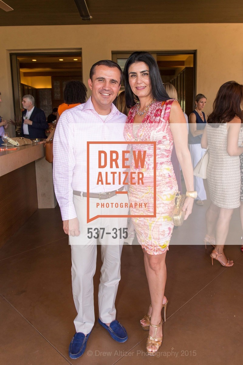 Jorge Jaramillo, Afsaneh Akhtari, IN THE SPIRIT OF NAPA VALLEY Book Signing With Jennifer Raiser, Round Hill. 101 Rutherford Hill Road, September 26th, 2015,Drew Altizer, Drew Altizer Photography, full-service agency, private events, San Francisco photographer, photographer california