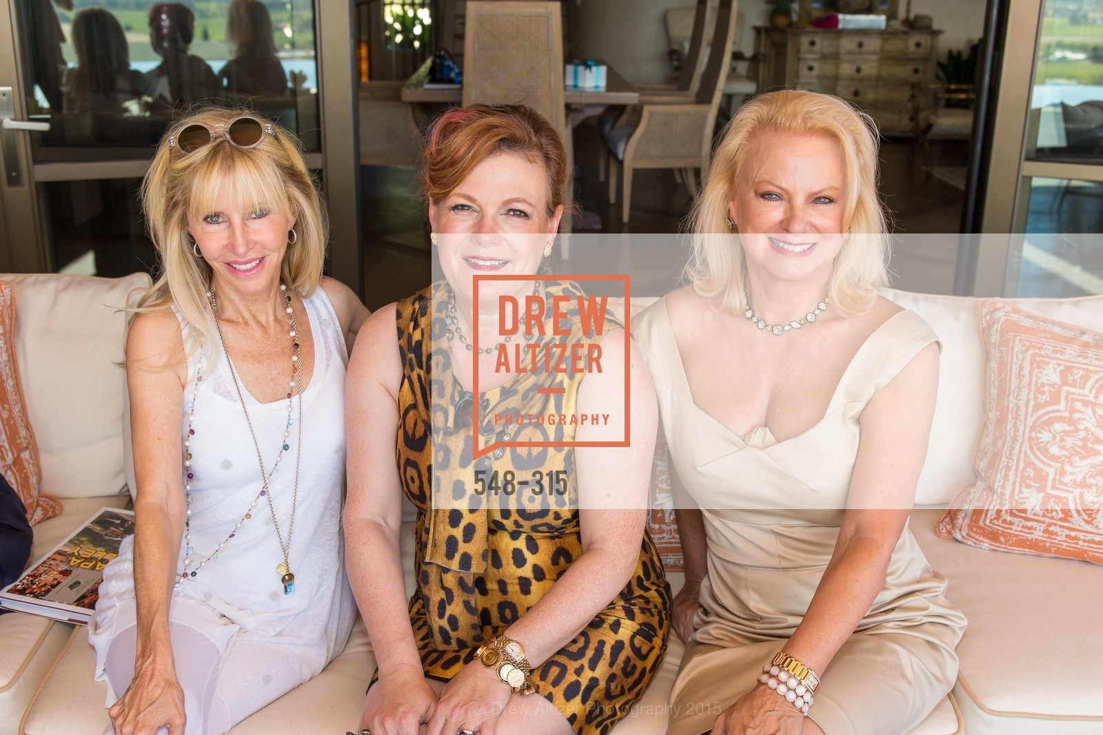 Ginger Martin, Jennifer Raiser, Chandra Friese, IN THE SPIRIT OF NAPA VALLEY Book Signing With Jennifer Raiser, Round Hill. 101 Rutherford Hill Road, September 26th, 2015,Drew Altizer, Drew Altizer Photography, full-service agency, private events, San Francisco photographer, photographer california