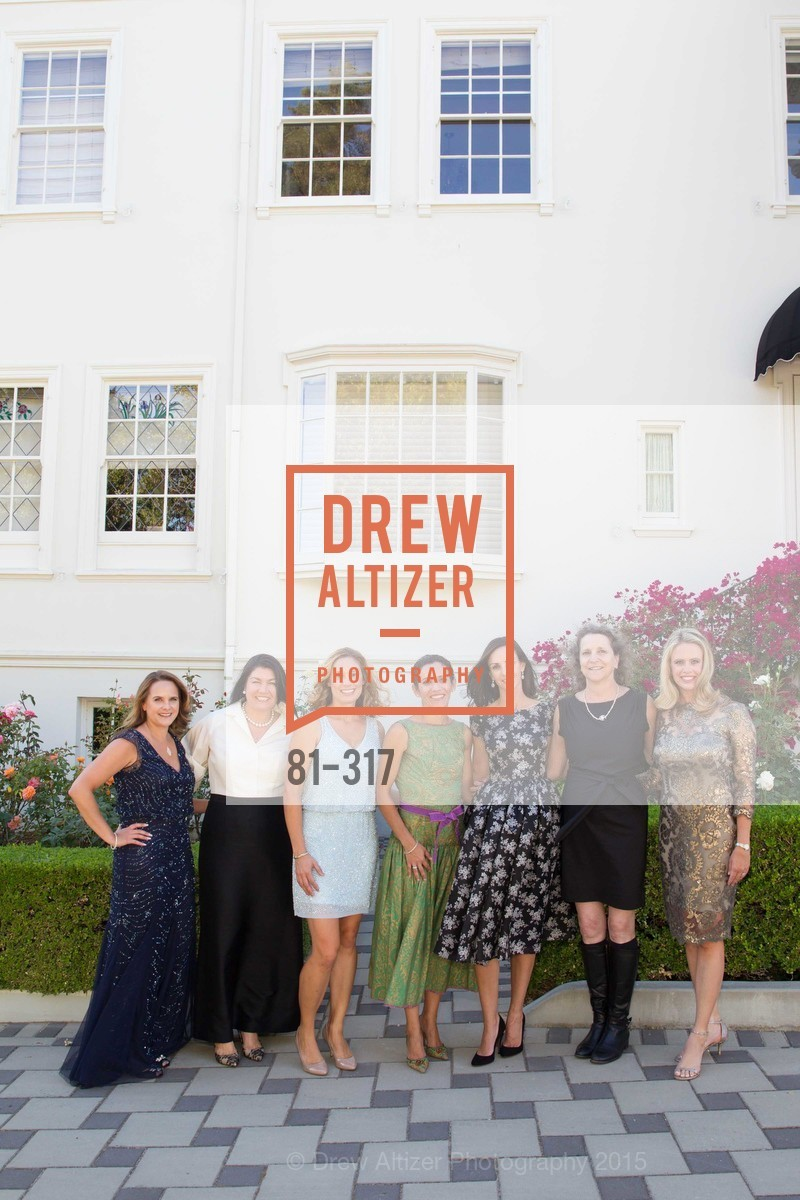 Christina Diercks, Patrice Wilbur, Amy Fenton, Nicole Salama, Ann Aristides, Rachel Meyer, Tara Samuels, CuriOdyssey At Coyote Point 2015 Gala, CuriOdyssey. 401 El Cerrito Avenue, September 26th, 2015,Drew Altizer, Drew Altizer Photography, full-service agency, private events, San Francisco photographer, photographer california