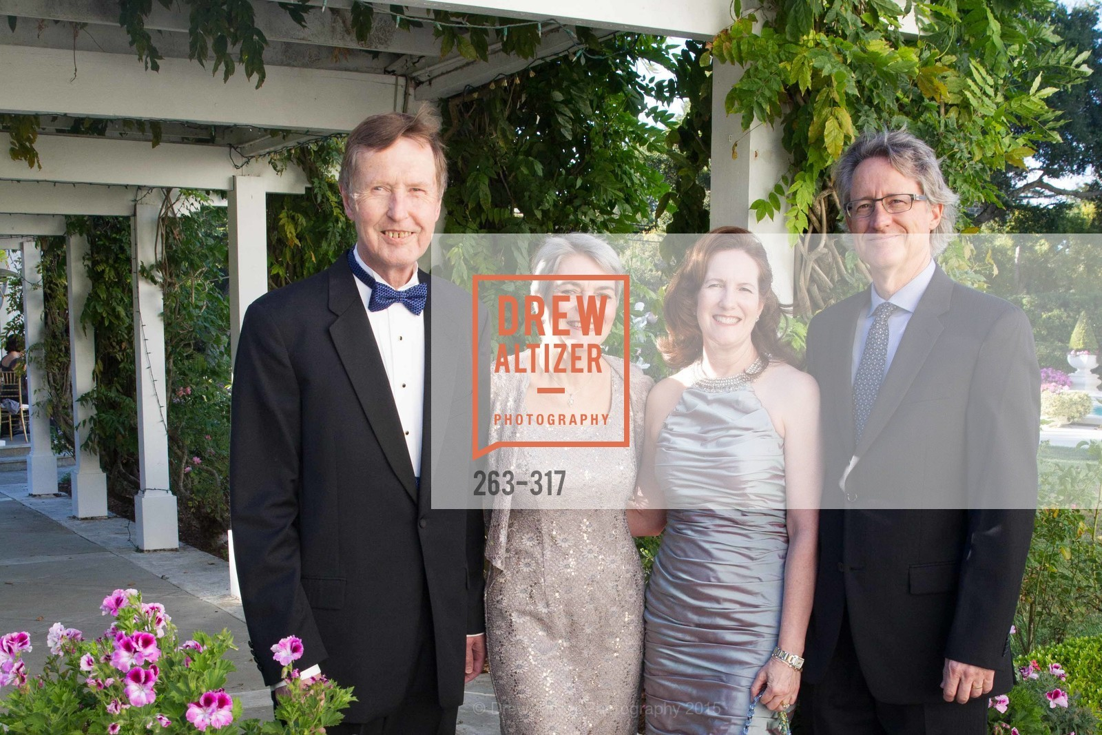Tom Hill, Marian Hill, Joan Martell, David Mitchell, CuriOdyssey At Coyote Point 2015 Gala, CuriOdyssey. 401 El Cerrito Avenue, September 26th, 2015,Drew Altizer, Drew Altizer Photography, full-service agency, private events, San Francisco photographer, photographer california