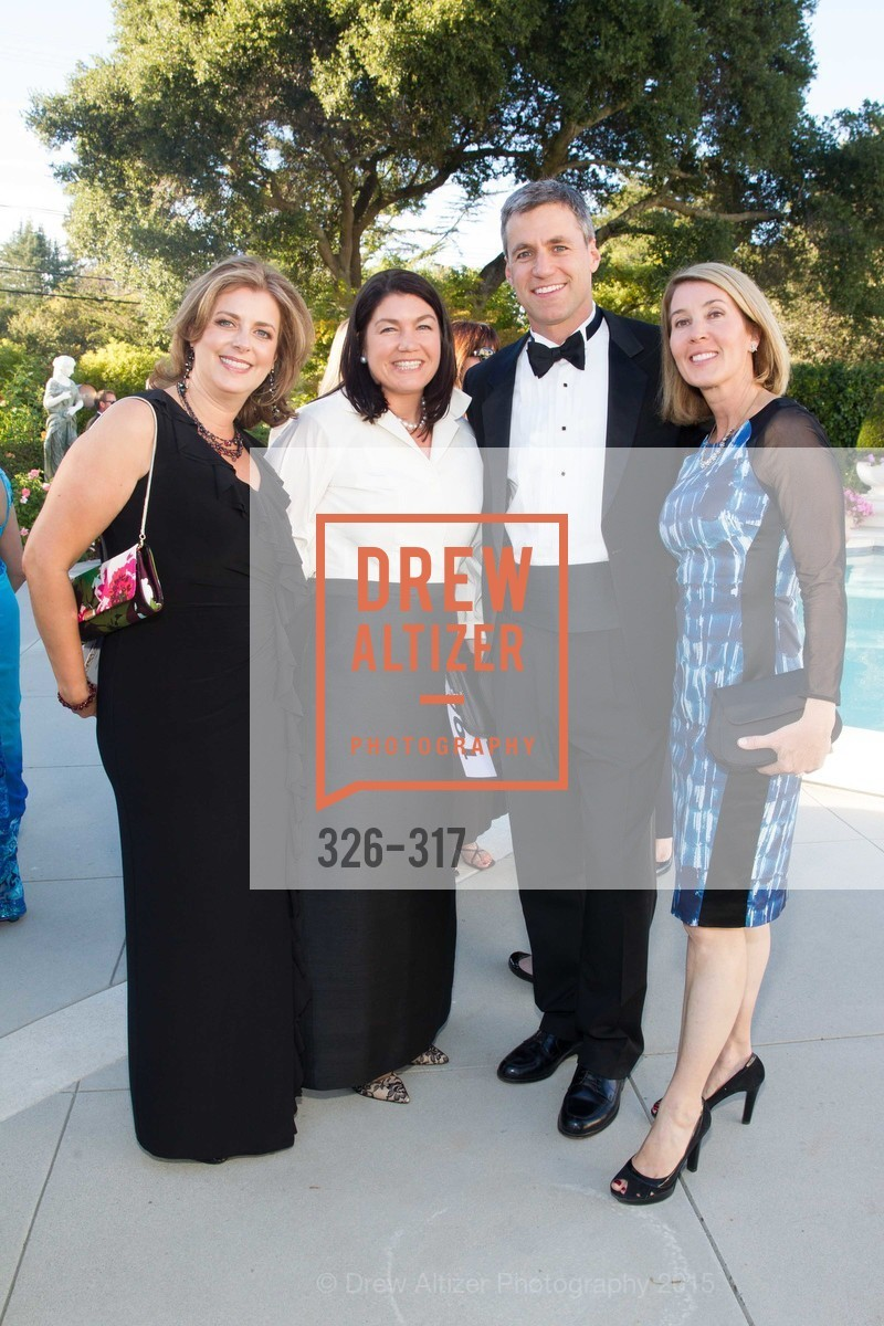 Gisela Paulsen, Patrice Wilbur, Randy Paynter, Nancy Paynter, CuriOdyssey At Coyote Point 2015 Gala, CuriOdyssey. 401 El Cerrito Avenue, September 26th, 2015,Drew Altizer, Drew Altizer Photography, full-service agency, private events, San Francisco photographer, photographer california