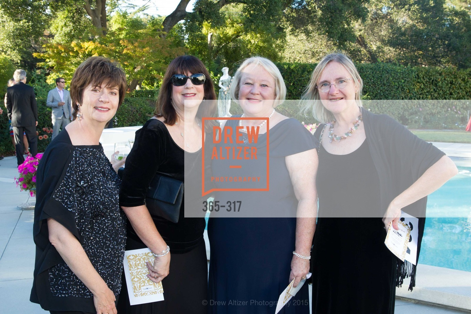 Beth Springer, Nancy Roston, Anne Lynde, Carol George, CuriOdyssey At Coyote Point 2015 Gala, CuriOdyssey. 401 El Cerrito Avenue, September 26th, 2015,Drew Altizer, Drew Altizer Photography, full-service agency, private events, San Francisco photographer, photographer california